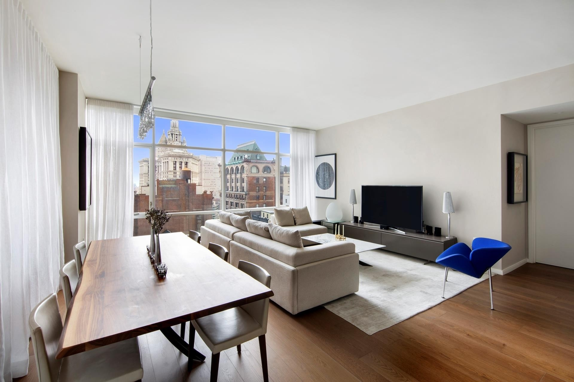 Property 在 The Beekman Residences, 5 Beekman St, 22A Financial District, 纽约, NY 10038