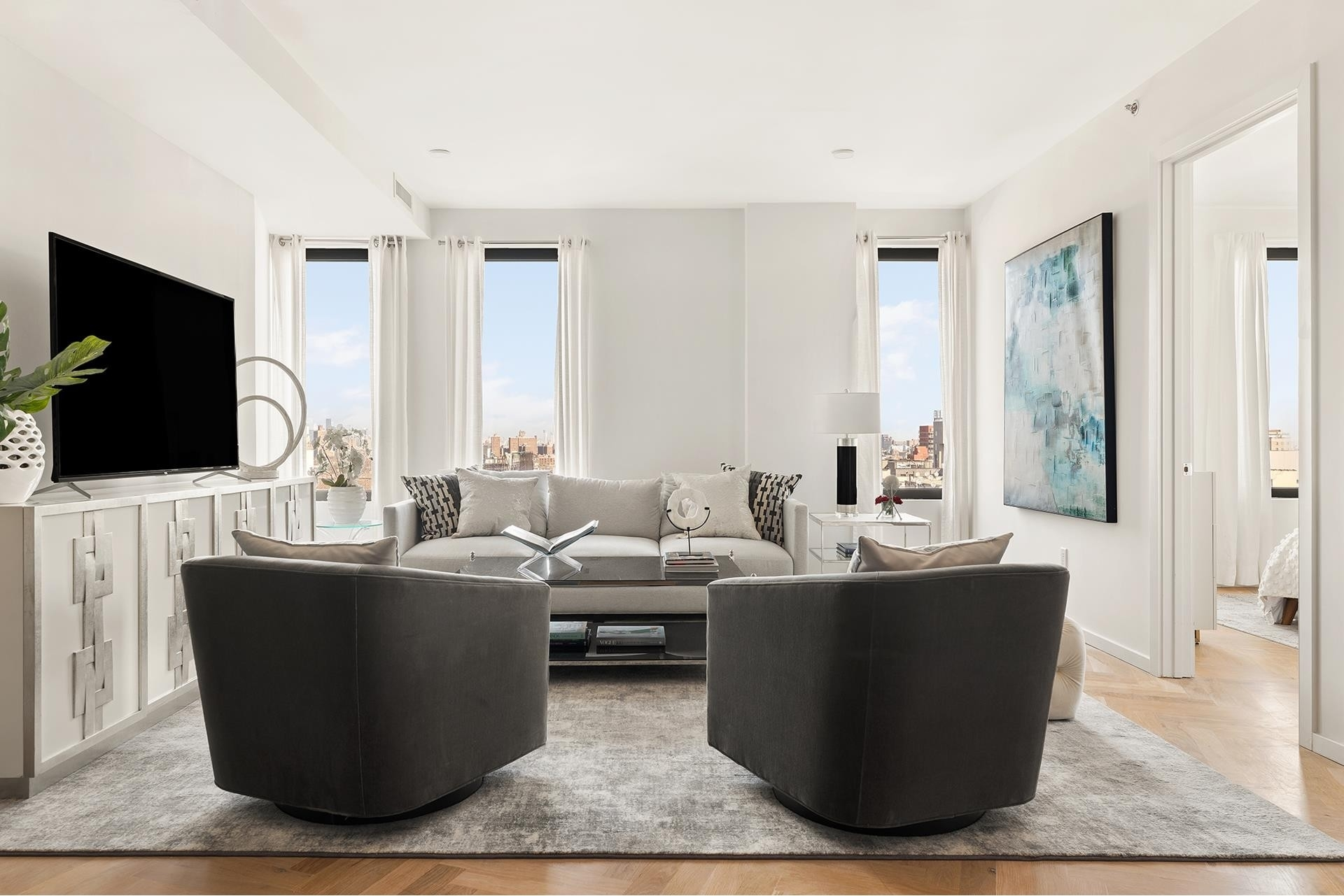 Condominium pour l Vente à The Museum House, 805 WASHINGTON AVE , 7B Prospect Heights, Brooklyn, NY 11238