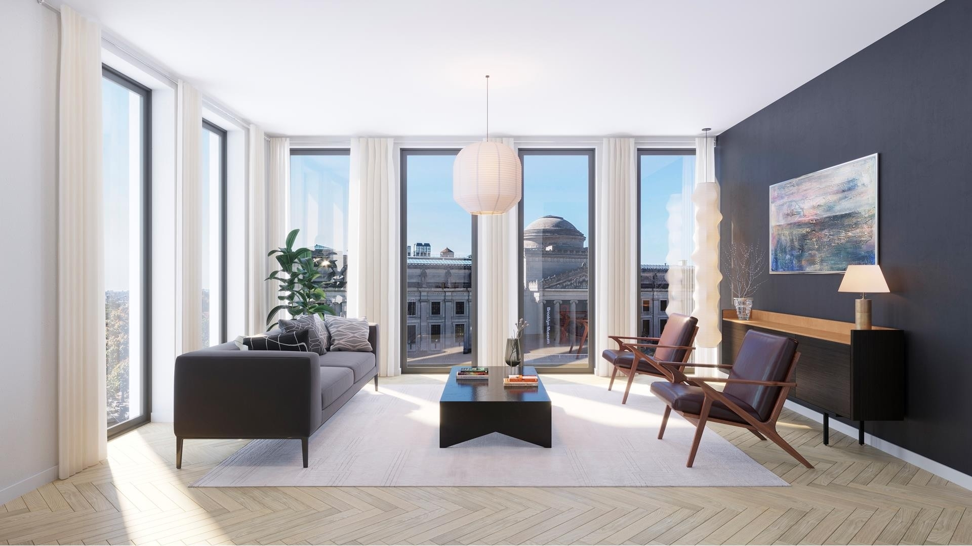 Condominium for Sale at 805 Washington Avenue, 2D Prospect Heights, Brooklyn, NY 11238