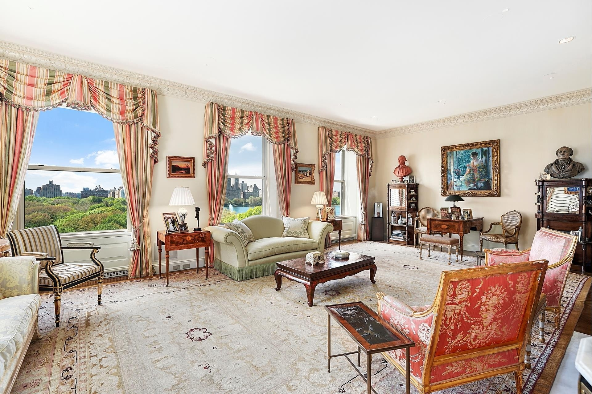 Co-op Properties for Sale at Tennfort Corporation, 1040 Fifth Avenue, 13A Upper East Side, New York, NY 10028