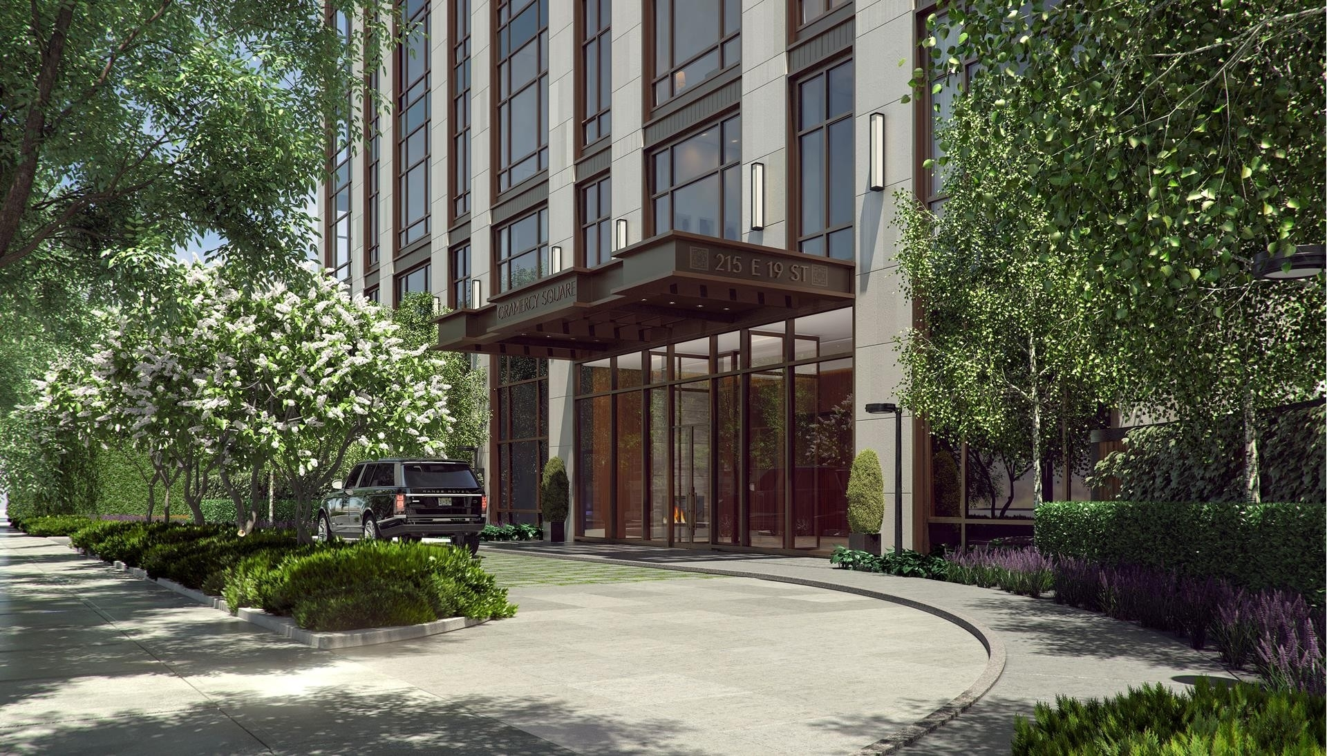 Property at Gramercy Square, 215 East 19th St, 10C Gramercy Park, New York, NY 10003