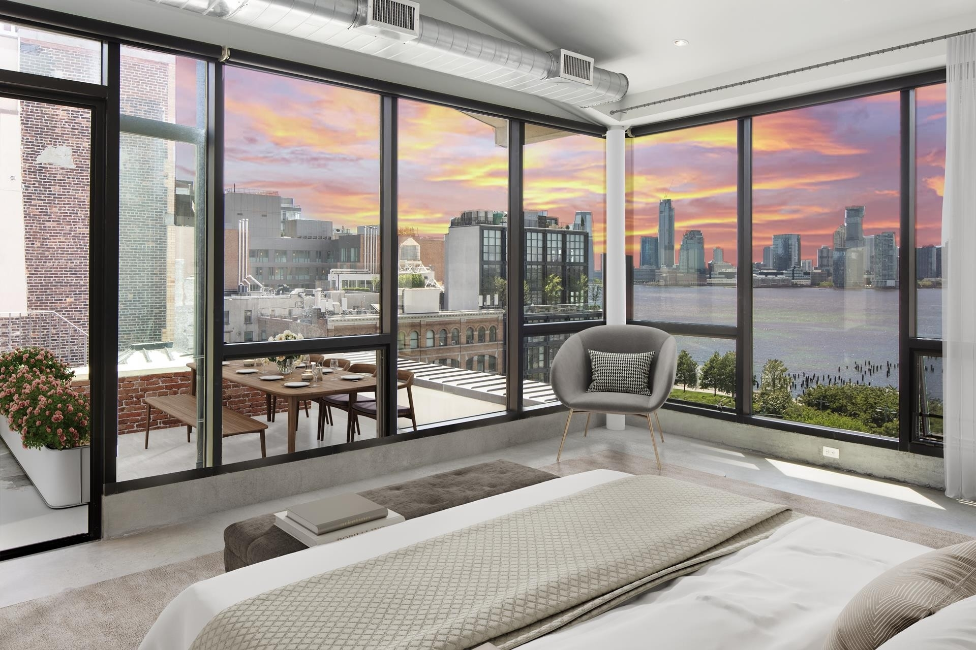 4. Condominiums for Sale at Spice Warehouse, 481 WASHINGTON ST , PHBC Hudson Square, New York, NY 10013