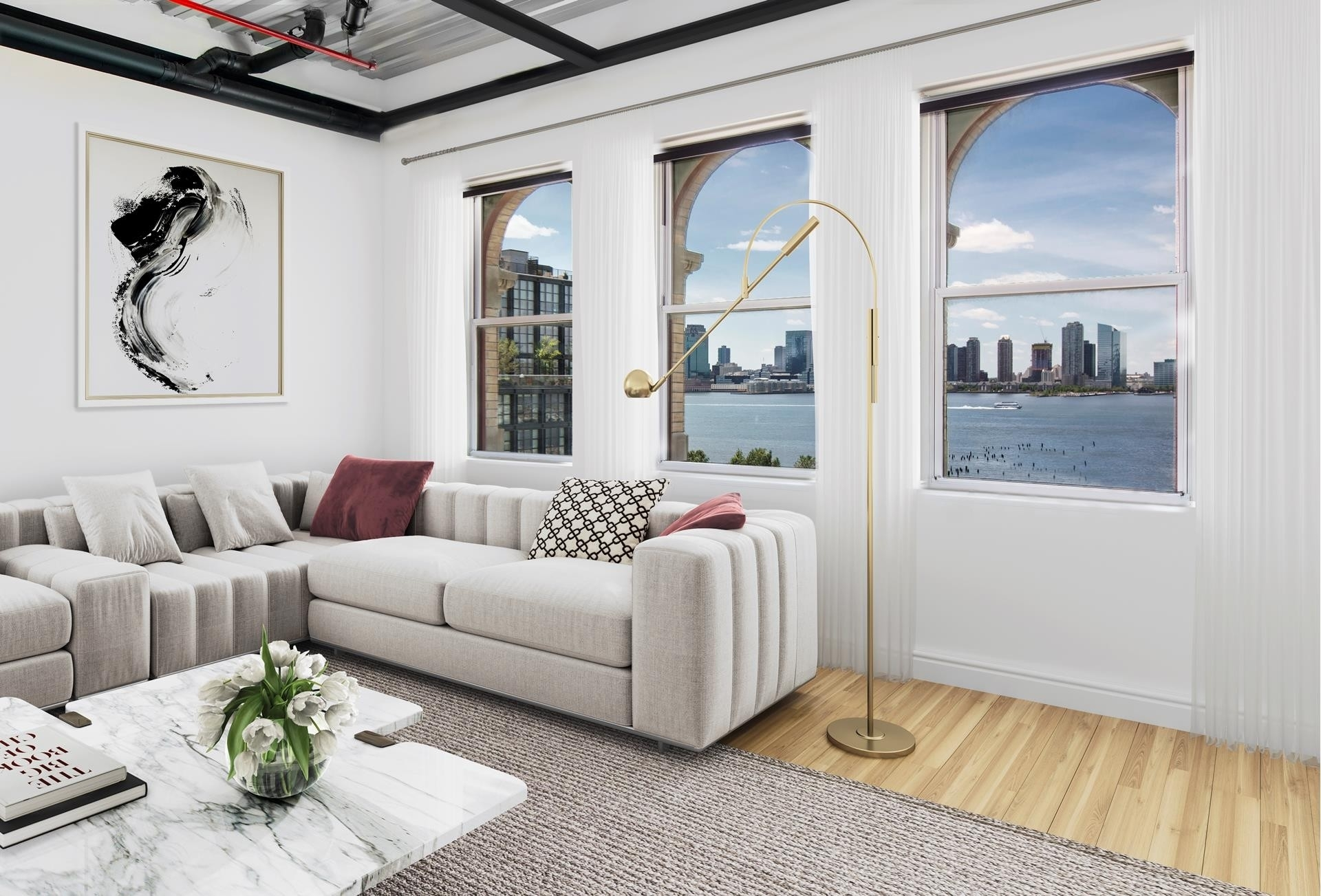 6. Condominiums for Sale at Spice Warehouse, 481 WASHINGTON ST , PHBC Hudson Square, New York, NY 10013