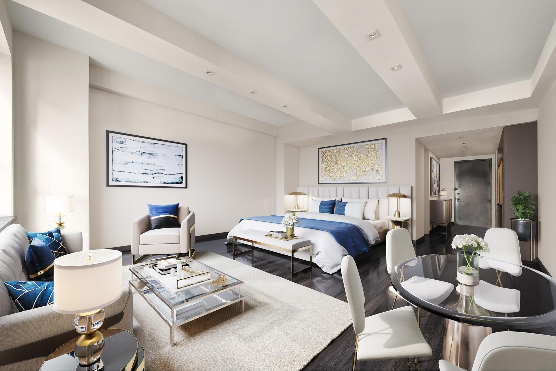 Condominium at 20 Pine - The Collection, 20 Pine St, 2802 New York
