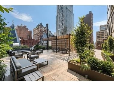 Property 在 The Beekman Residences, 5 Beekman St, 19A Financial District, 纽约, NY 10038