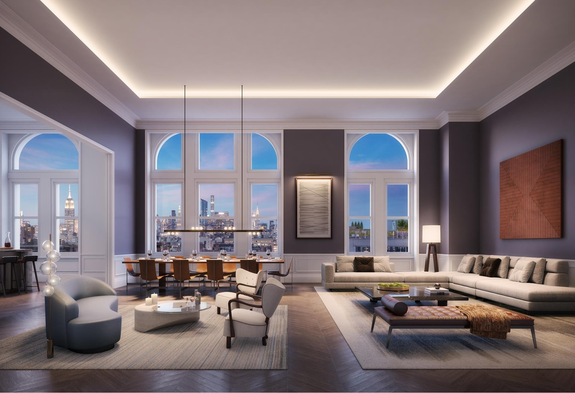 Property en 108 Leonard St, 14C TriBeCa, New York, NY 10013
