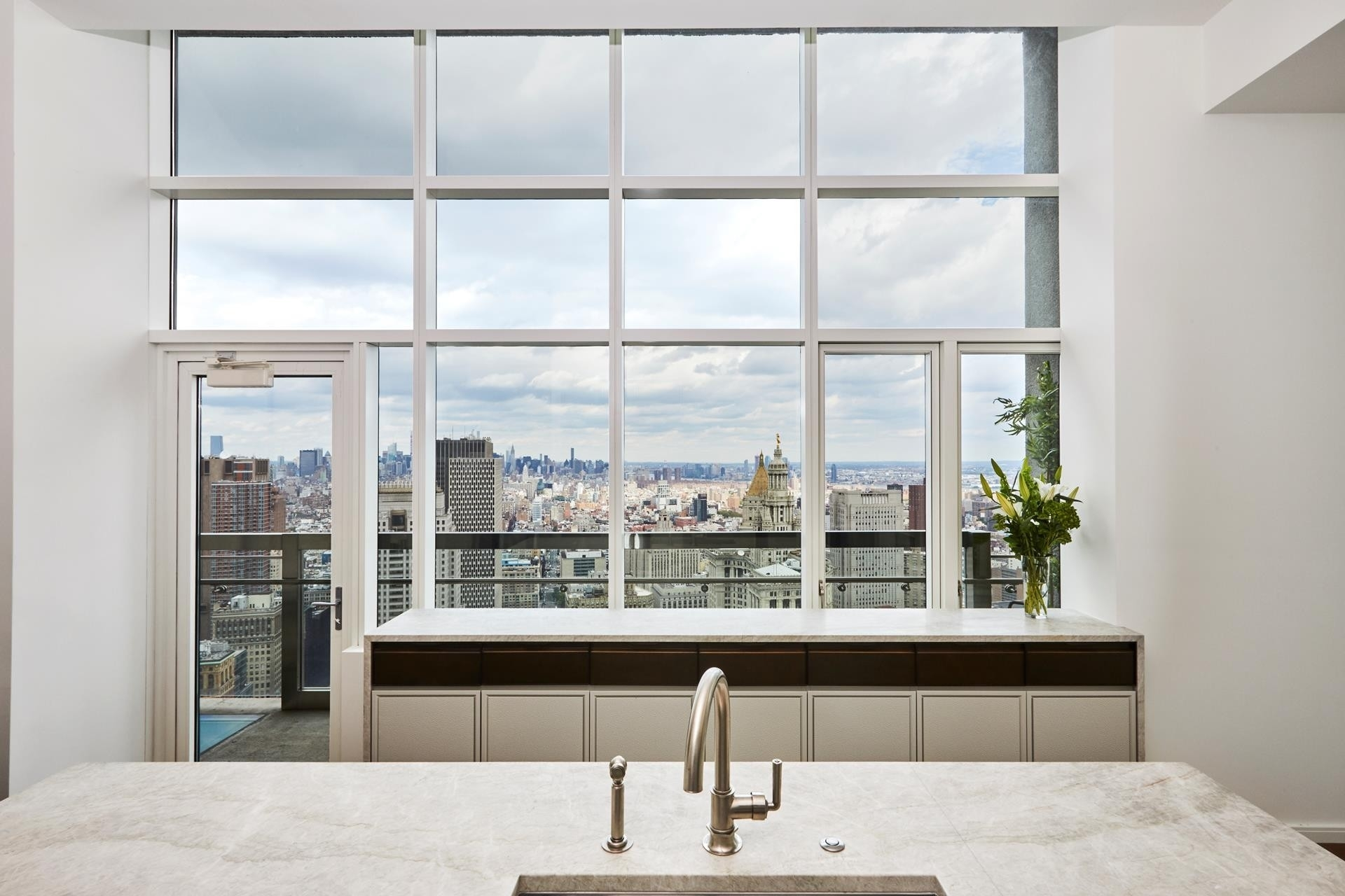 4. Condominiums for Sale at The Beekman Residences, 5 Beekman St, PH Financial District, New York, NY 10038