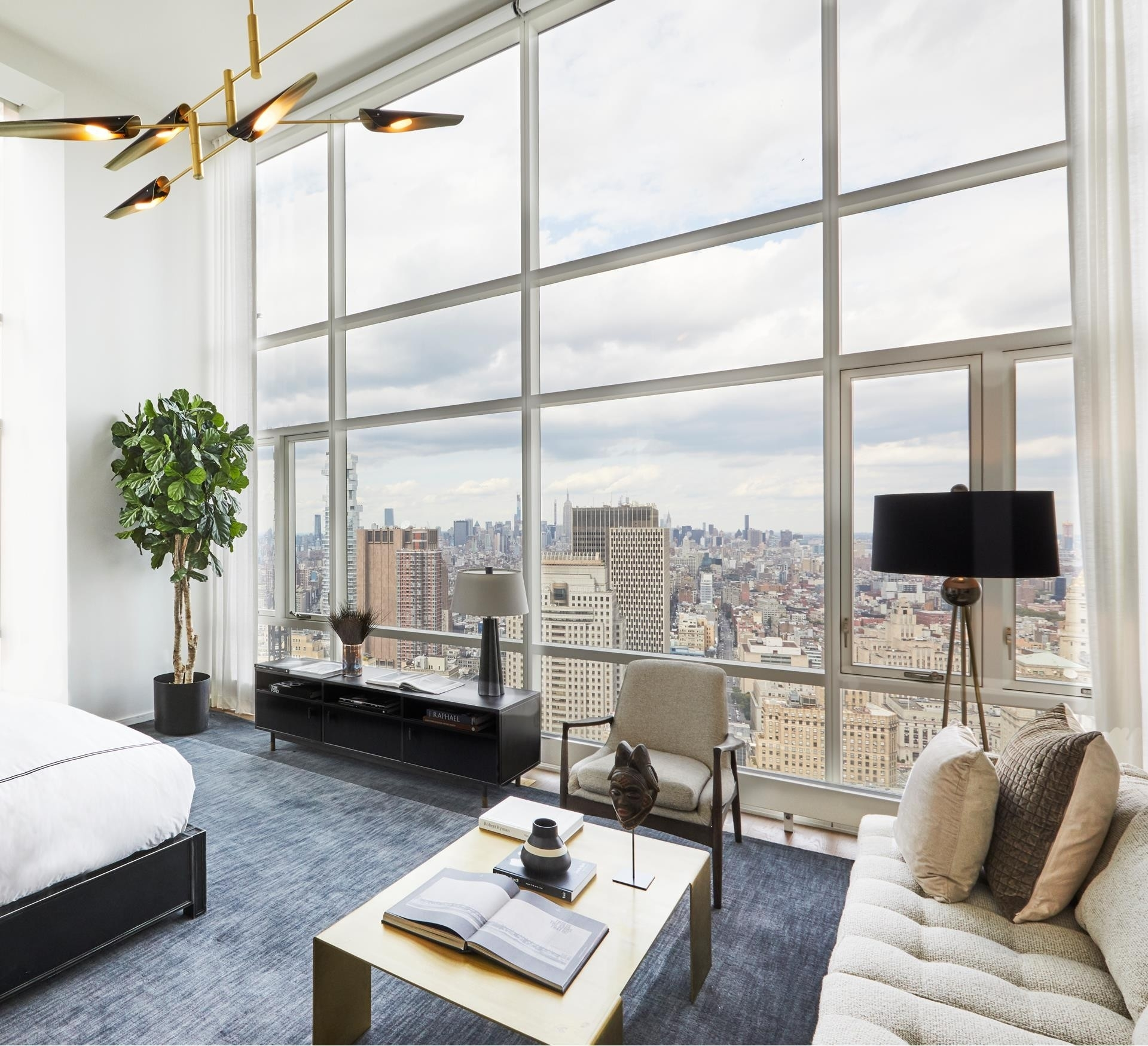 12. Condominiums for Sale at The Beekman Residences, 5 Beekman St, PH Financial District, New York, NY 10038