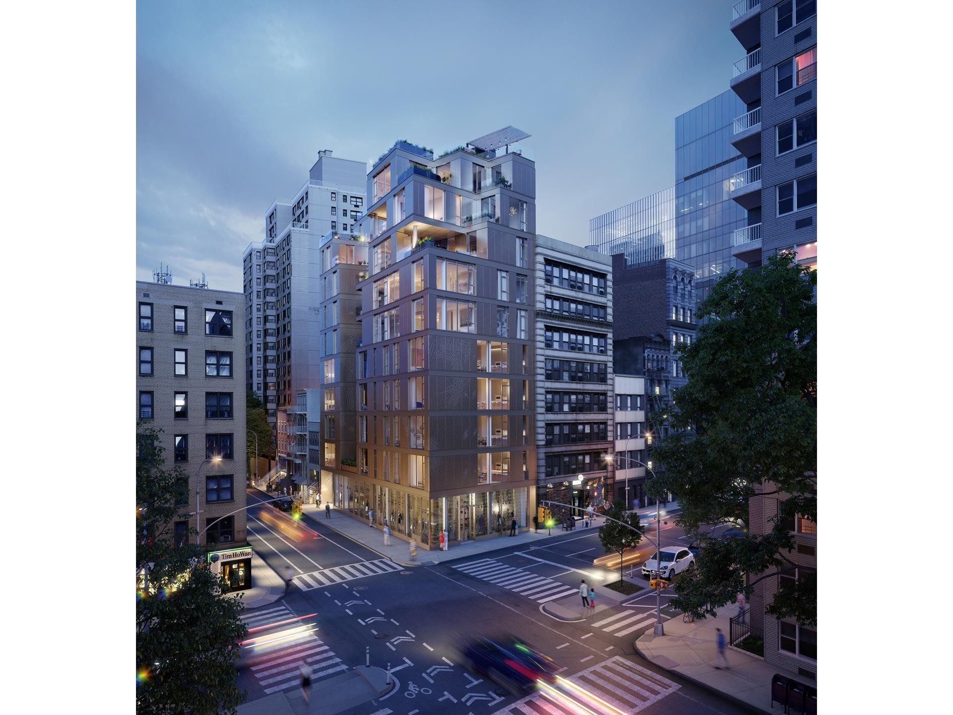 26. Condominiums for Sale at 80 E 10TH ST , PH East Village, New York, NY 10003