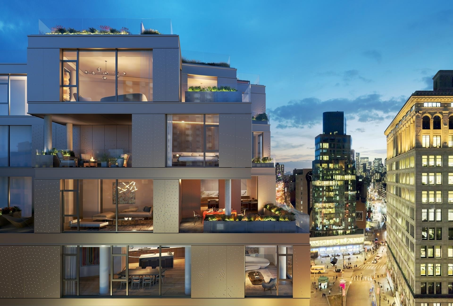 27. Condominiums for Sale at 80 E 10TH ST , PH East Village, New York, NY 10003