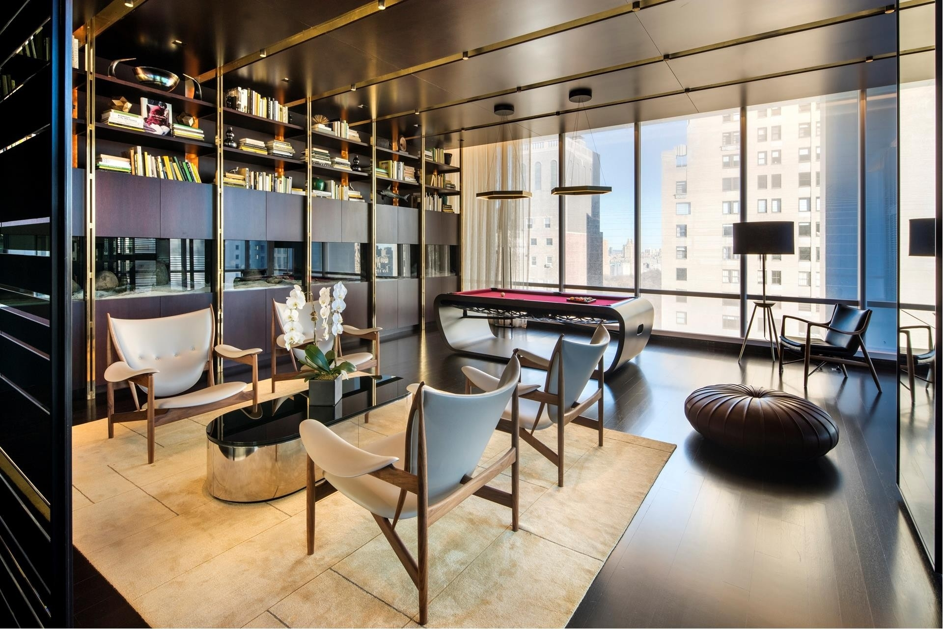10. Condominiums for Sale at One57, 157 West 57th St, 41A Midtown West, New York, NY 10019