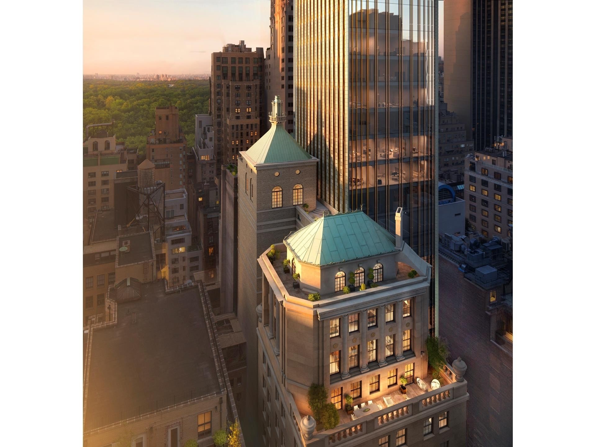 15. Condominiums for Sale at 111 West 57th St, PH20 Midtown Manhattan, New York, NY 10019