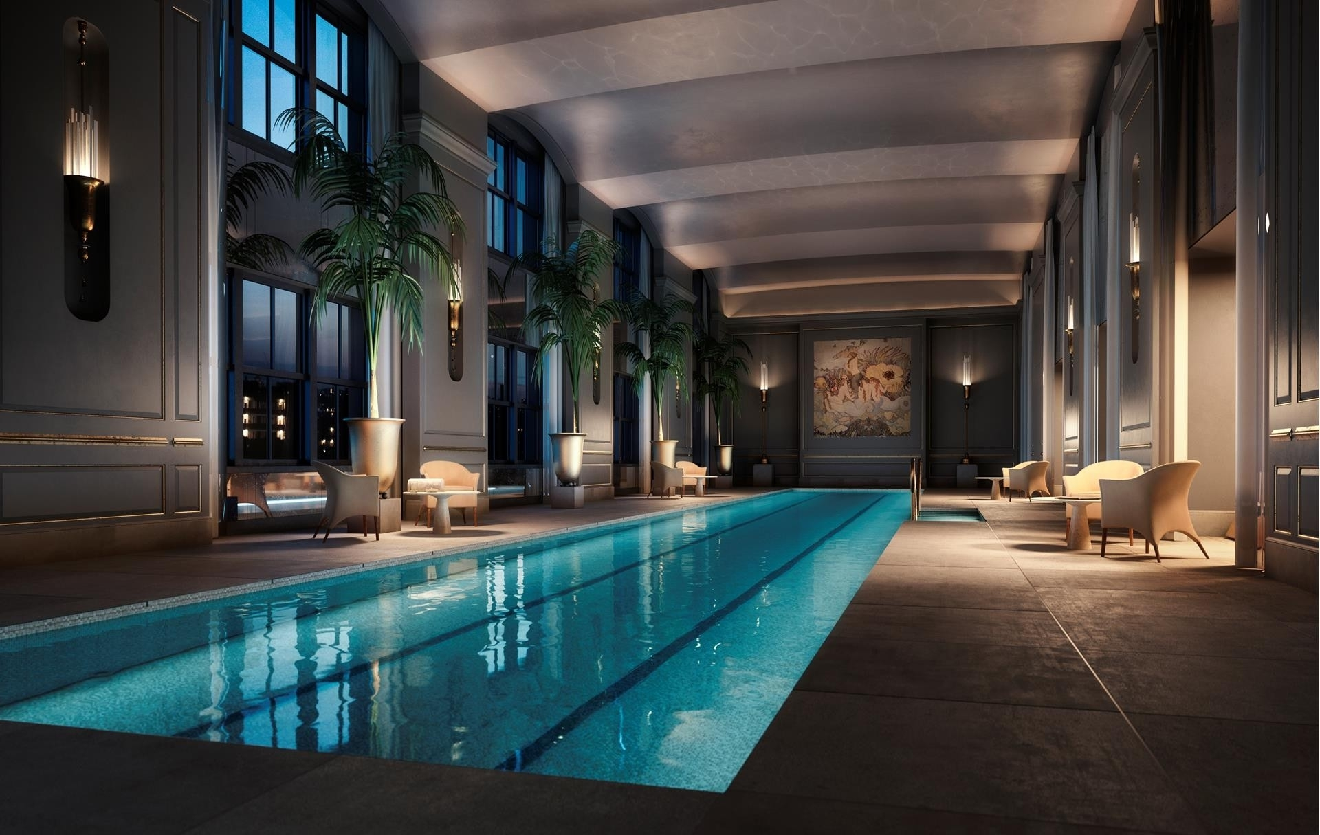14. Condominiums for Sale at 111 West 57th St, PH20 Midtown Manhattan, New York, NY 10019