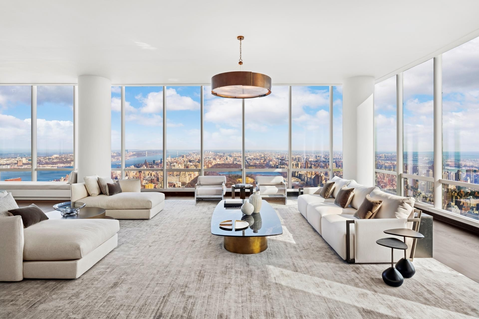 2. Condominiums для того Продажа на One57, 157 West 57th St, 87 Midtown West, New York, NY 10019