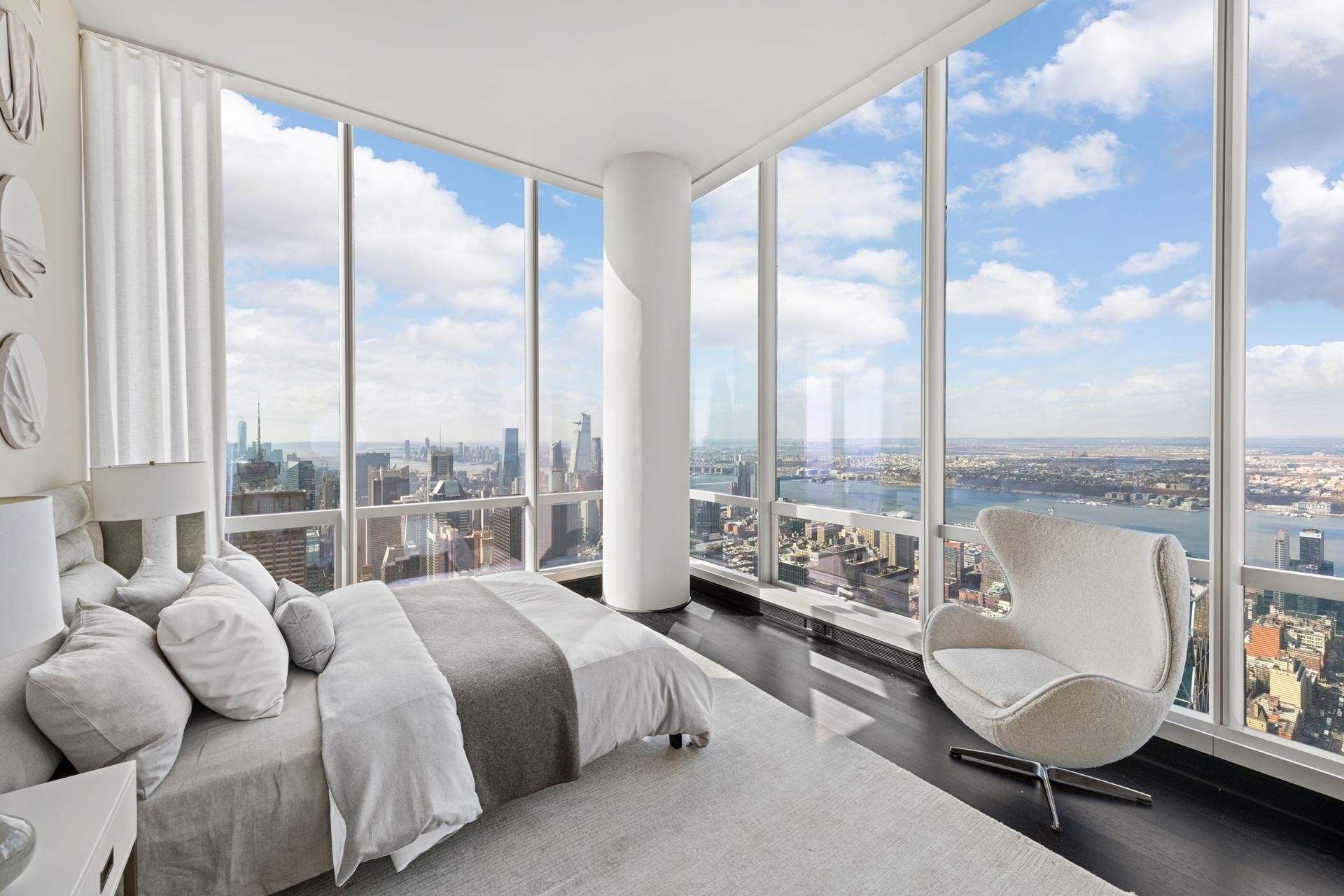 16. Condominiums для того Продажа на One57, 157 West 57th St, 87 Midtown West, New York, NY 10019