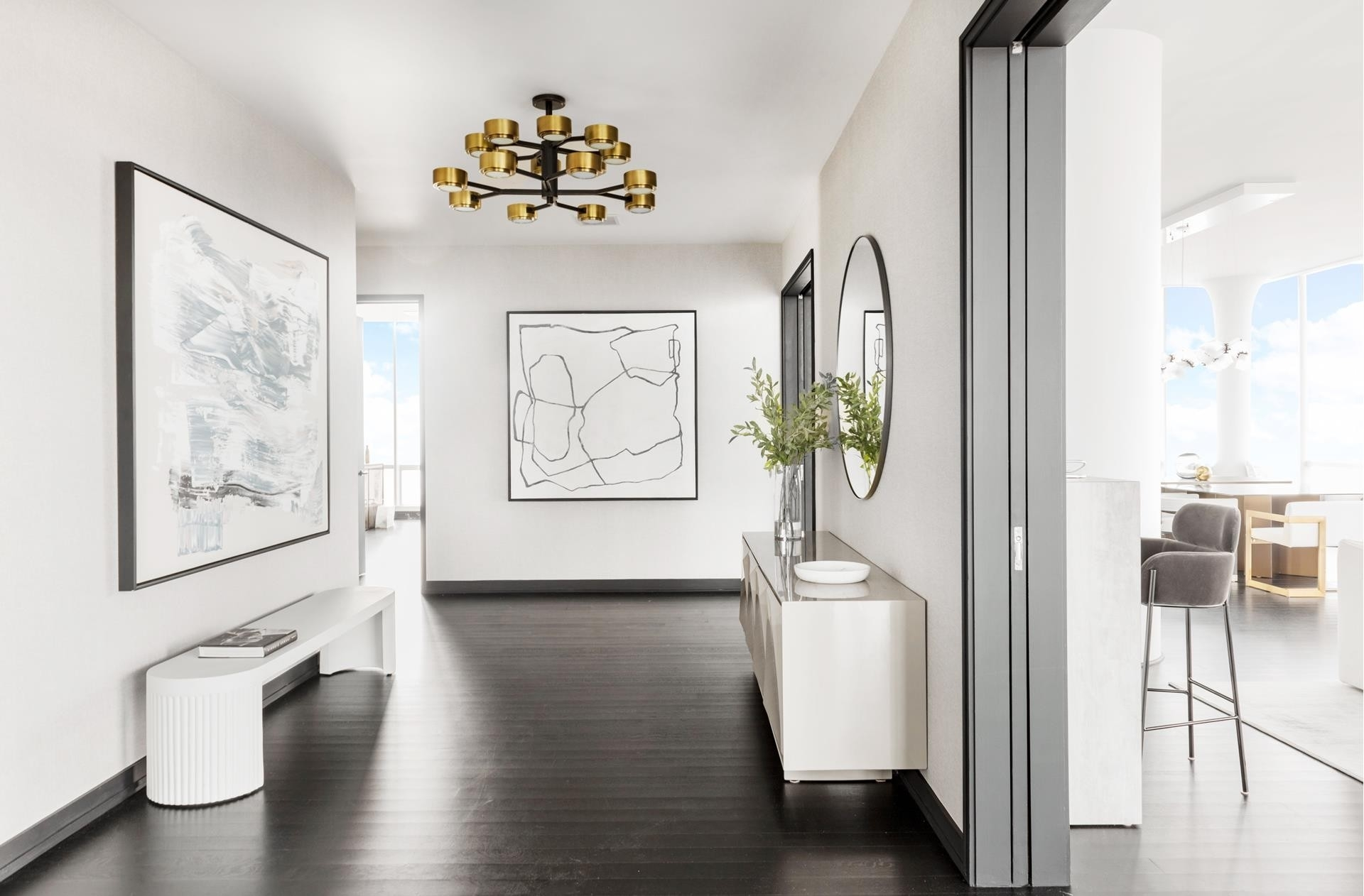 7. Condominiums for Sale at One57, 157 West 57th St, 87 Midtown West, New York, NY 10019