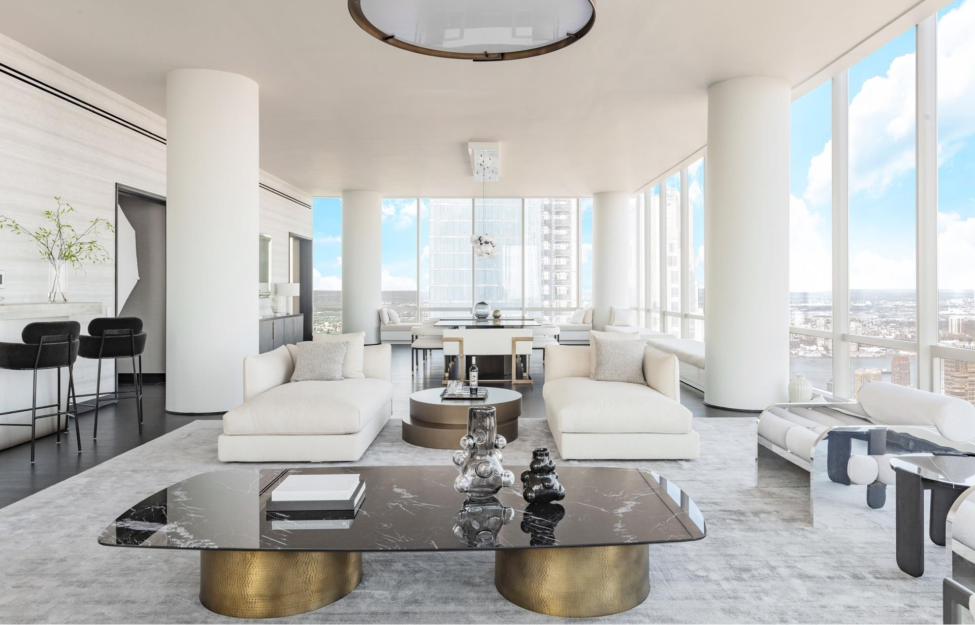 4. Condominiums for Sale at One57, 157 West 57th St, 87 Midtown West, New York, NY 10019