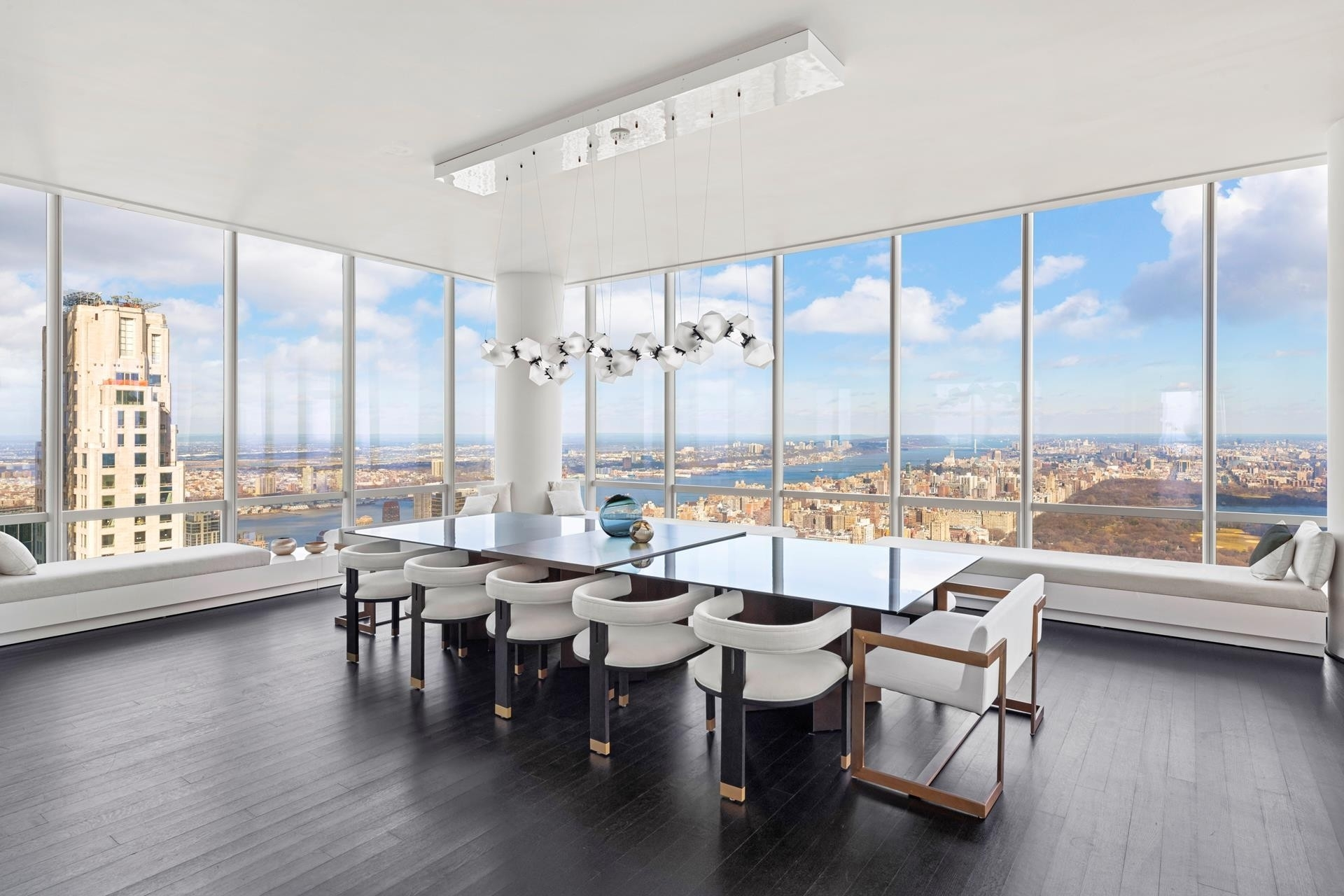 6. Condominiums для того Продажа на One57, 157 West 57th St, 87 Midtown West, New York, NY 10019
