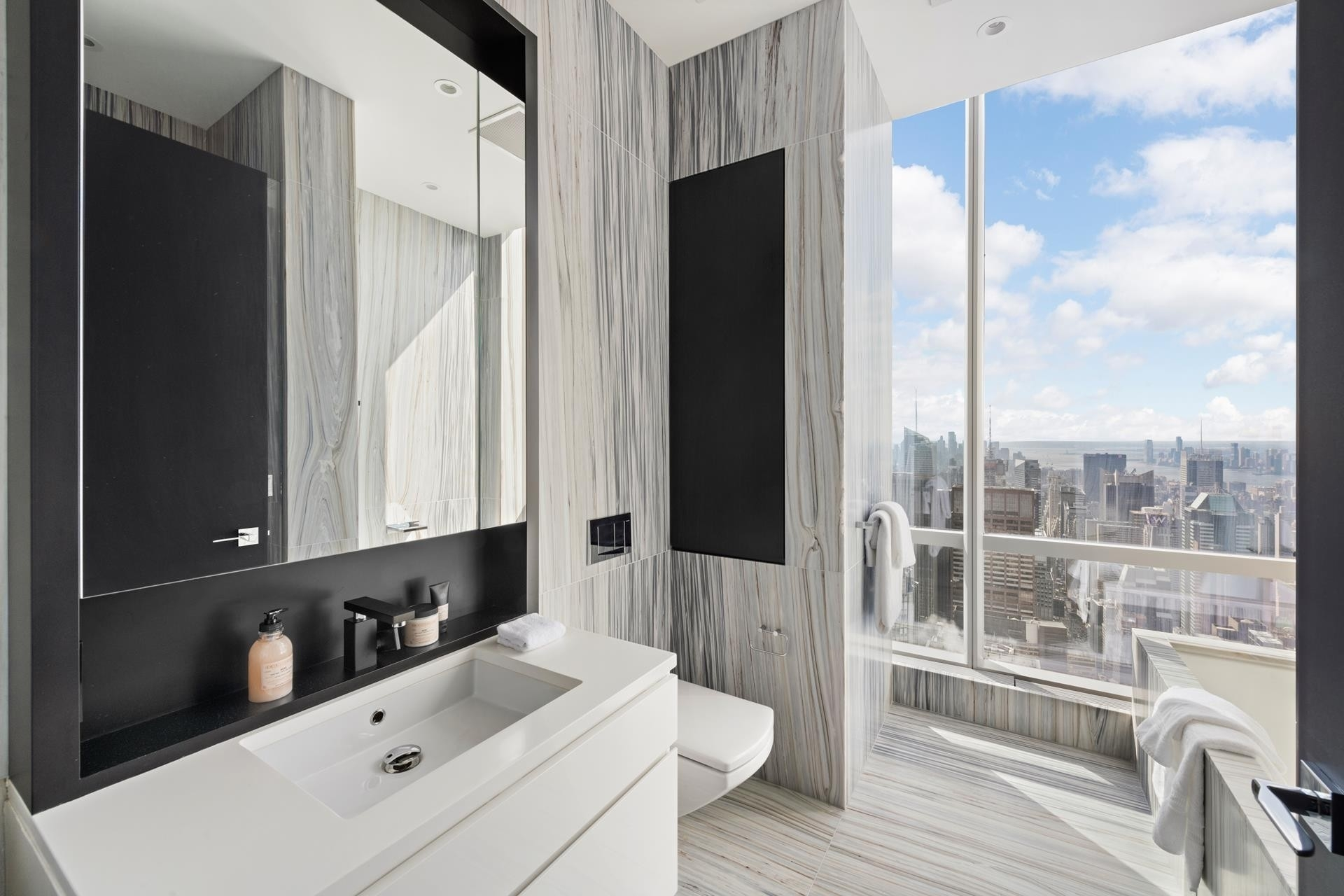 19. Condominiums for Sale at One57, 157 West 57th St, 87 Midtown West, New York, NY 10019