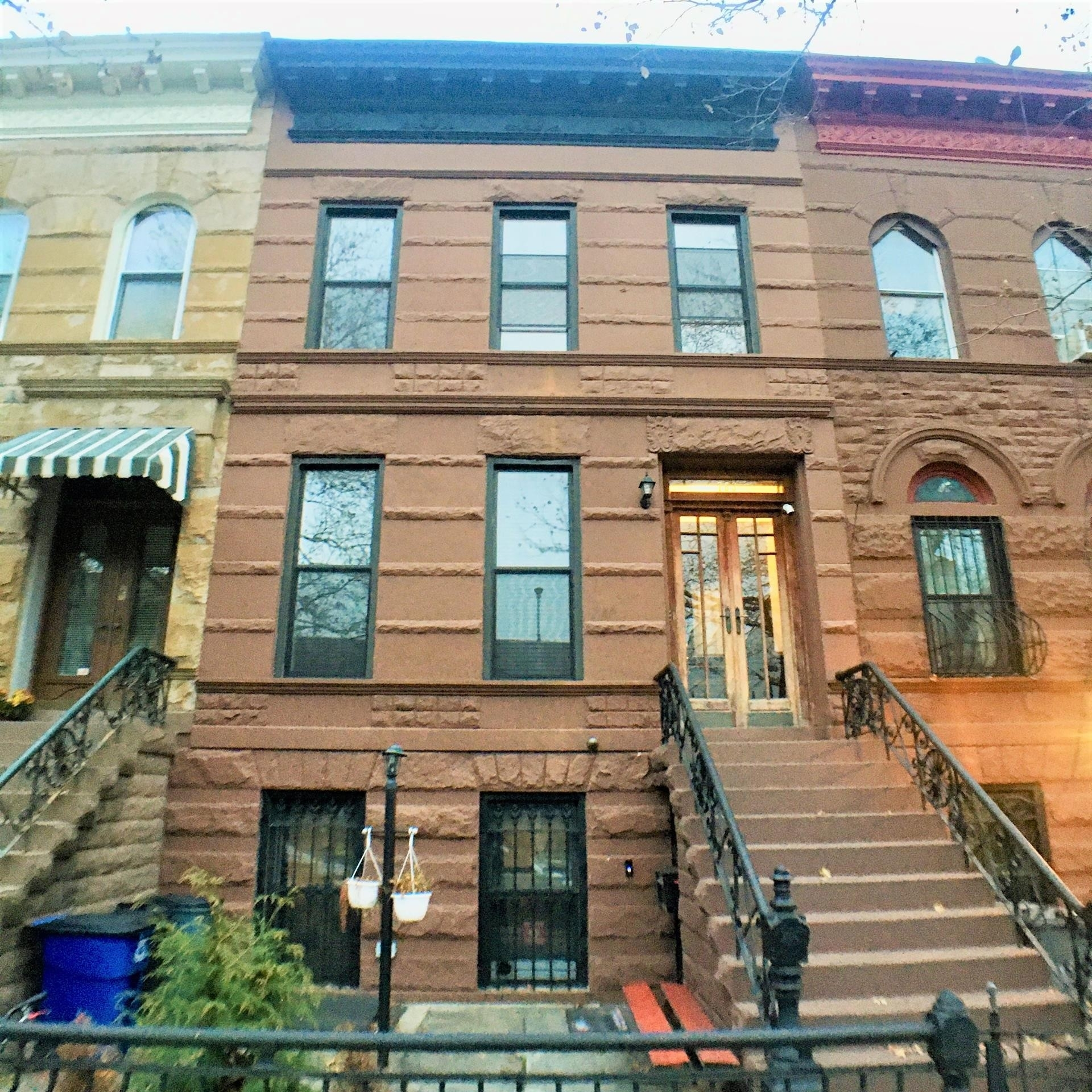 1. 建於763 Jefferson Avenue, Bedford Stuyvesant, Brooklyn, NY