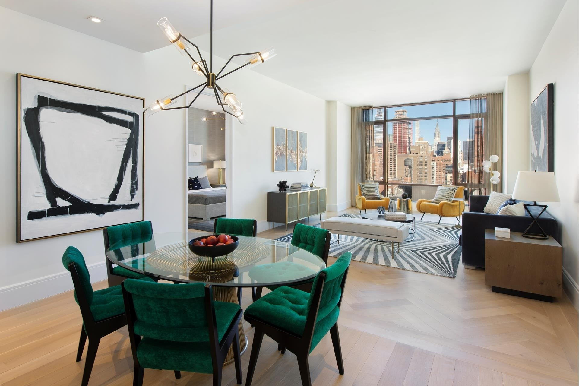 Condominium for Sale at Gramercy Square, 215 East 19th St, 9D Gramercy Park, New York, NY 10003