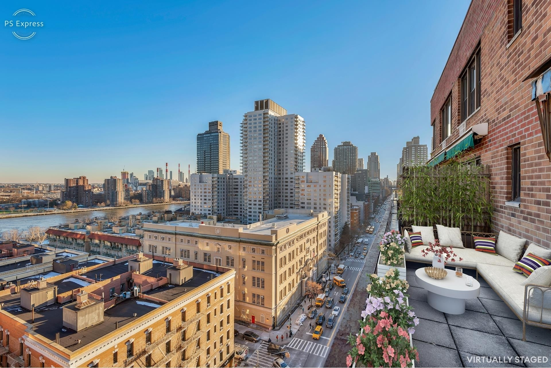 Condominium for Sale at GREGORY TOWERS, 460 East 79th St, 16F Upper East Side, New York, NY 10021