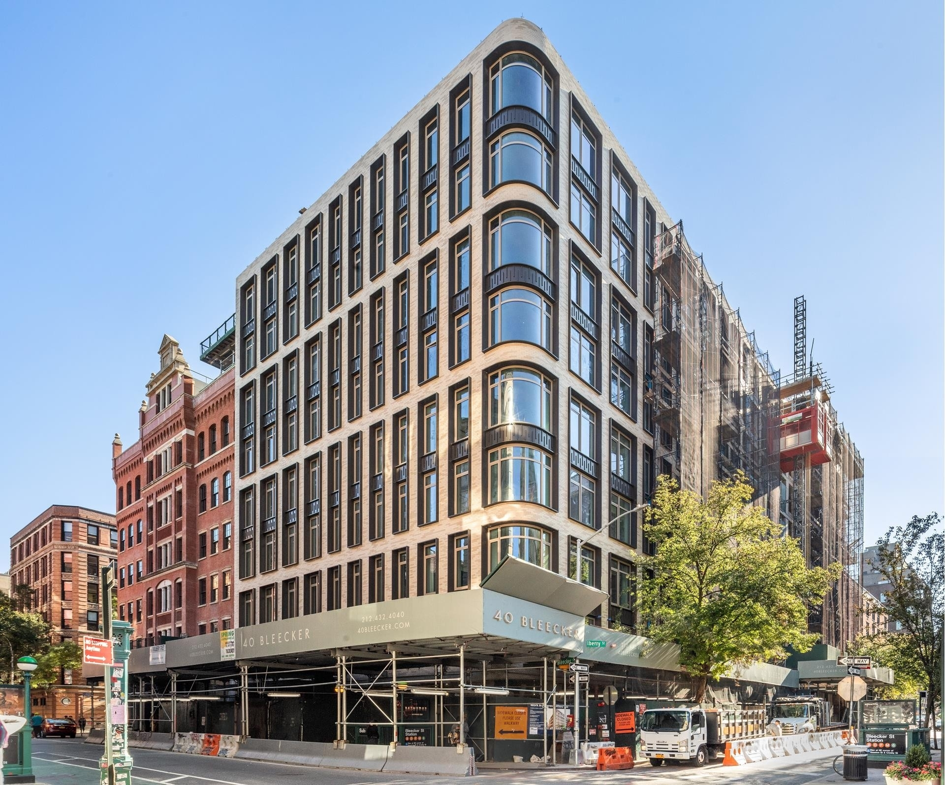 19. Condominiums for Sale at 40 BLEECKER ST , PHD NoHo, New York, NY 10012