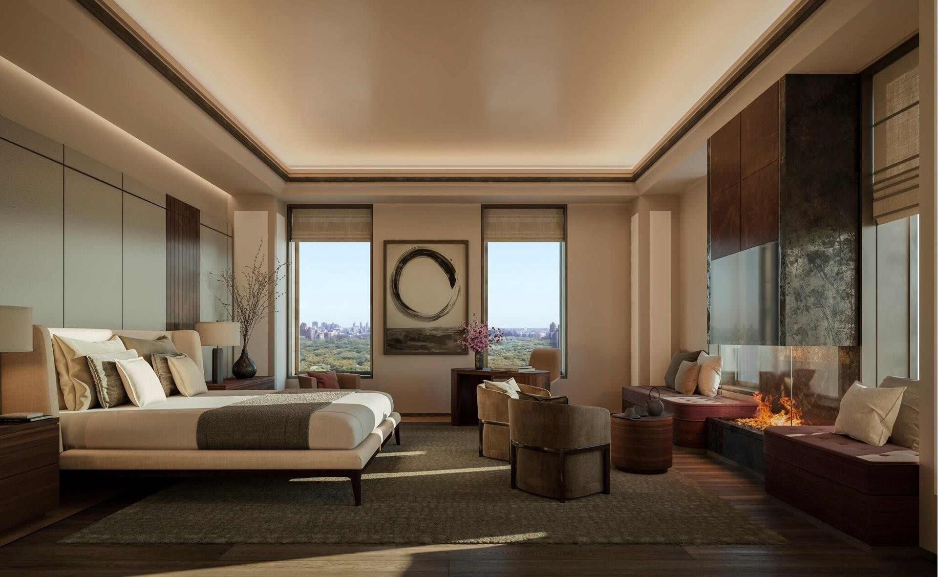 3. Condominiums for Sale at Aman NY Residences, 730 FIFTH AVE , 18A Midtown West, New York, NY 10019