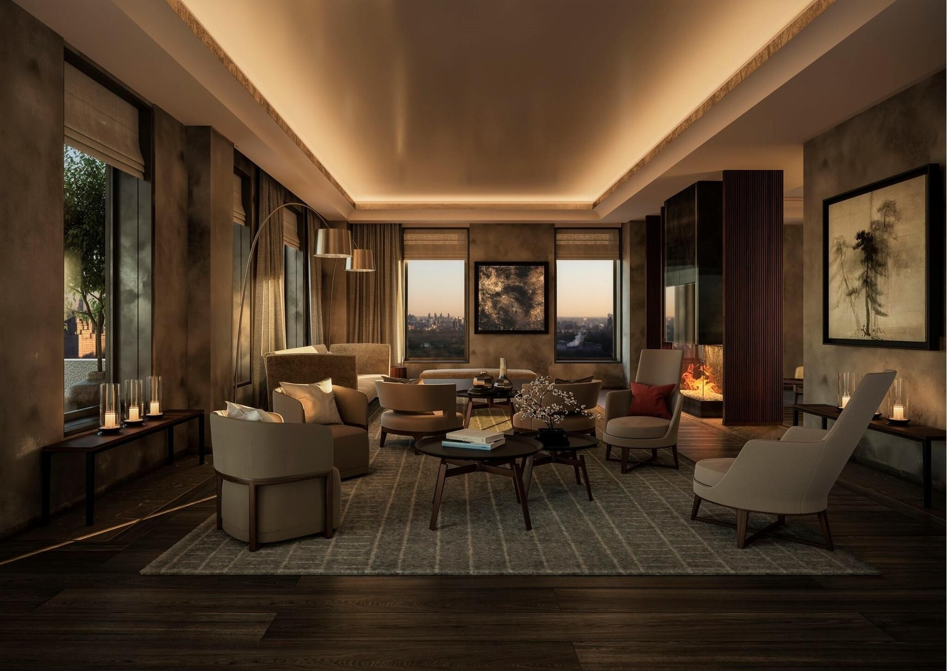 2. Condominiums for Sale at Aman NY Residences, 730 FIFTH AVE , 18A Midtown West, New York, NY 10019