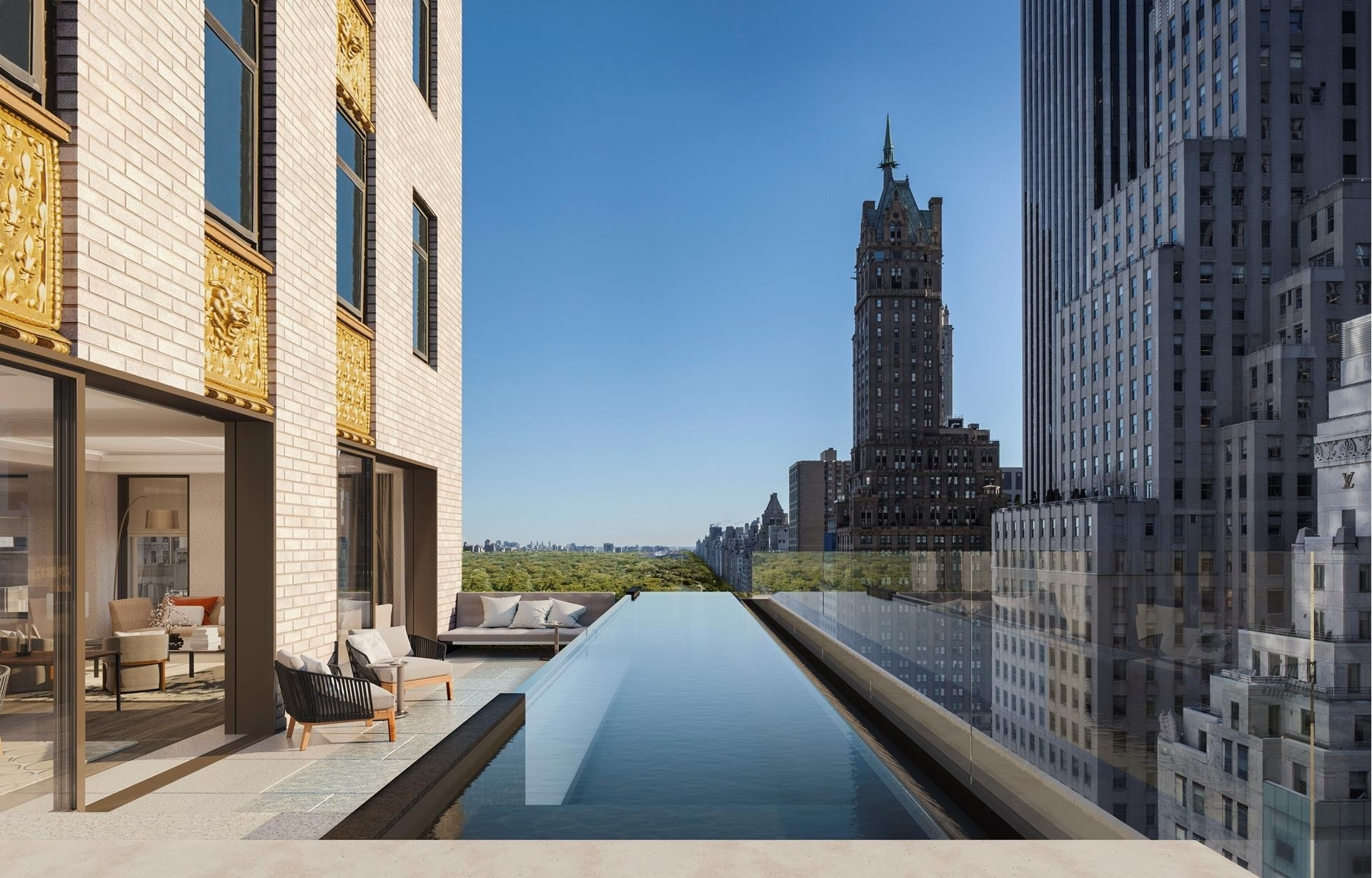 Property à Aman NY Residences, 730 FIFTH AVE , 18A Midtown West, New York, NY 10019
