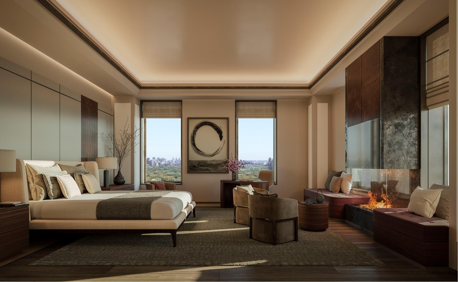 2. Condominiums for Sale at Aman NY Residences, 730 FIFTH AVE , PH21 Midtown West, New York, NY 10019