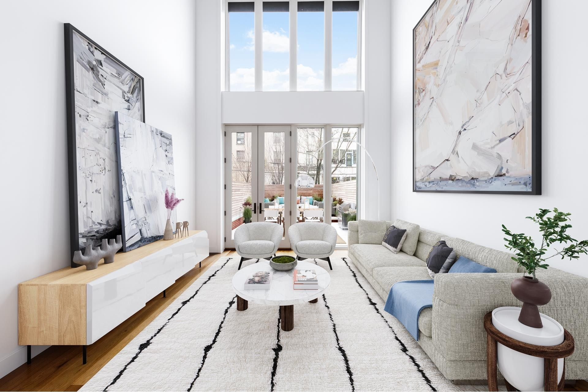 Single Family Townhouse for Sale at Cobble Hill, Brooklyn, NY 11201