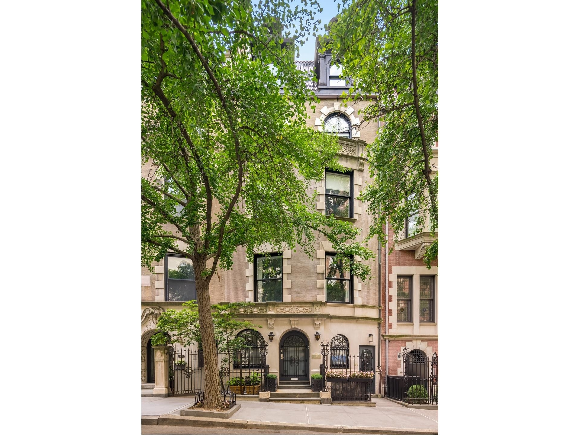 Single Family Townhouse for Sale at Upper West Side, New York, NY 10024