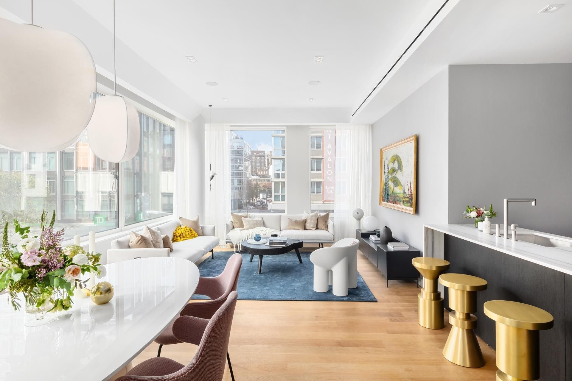 Condominium for Sale at 32 E 1ST ST , 4C East Village, New York, NY 10003