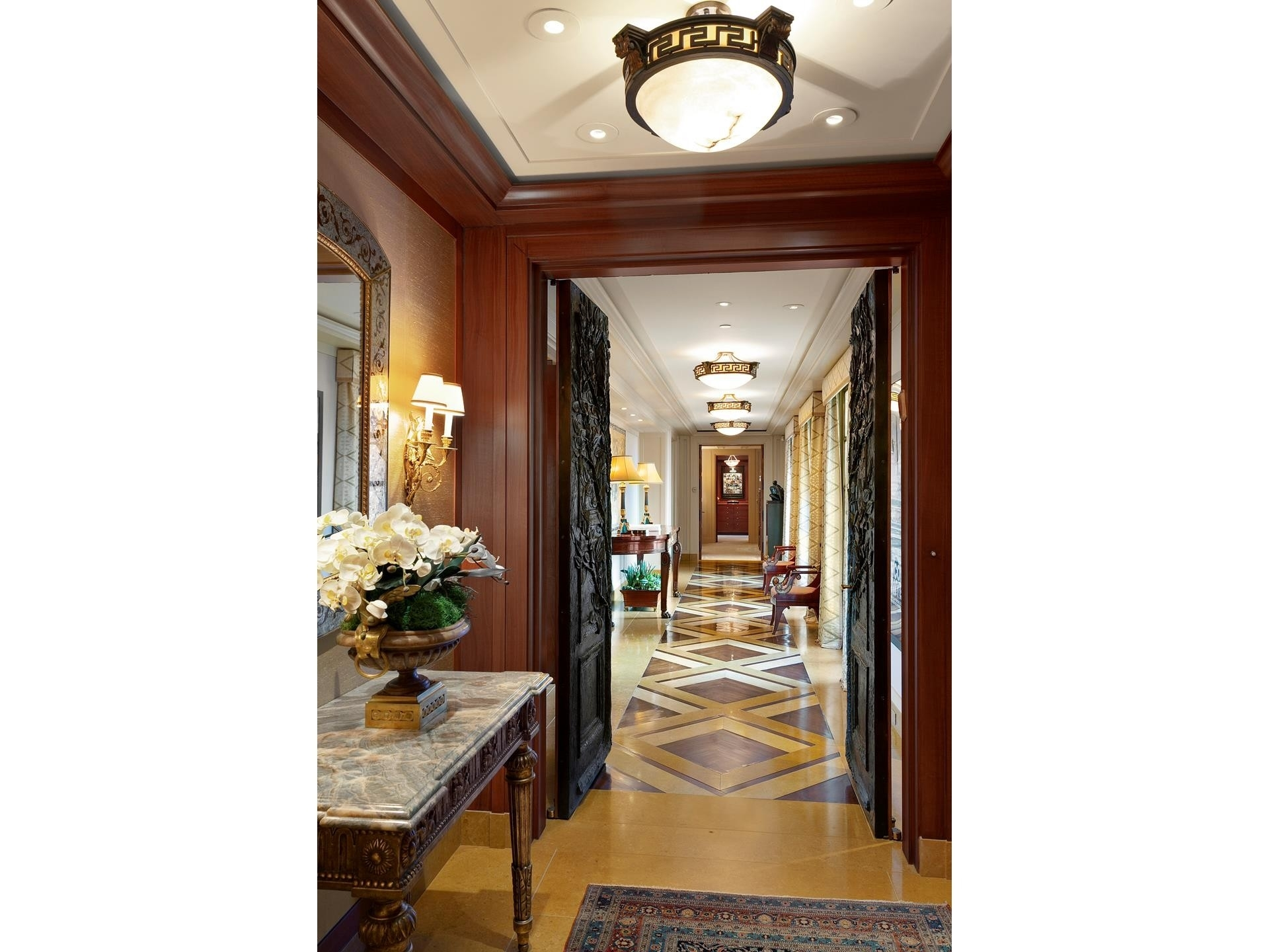 Condominium for Sale at RITZ CARLTON, 50 Central Park South, 27 Central Park South, New York, NY 10019