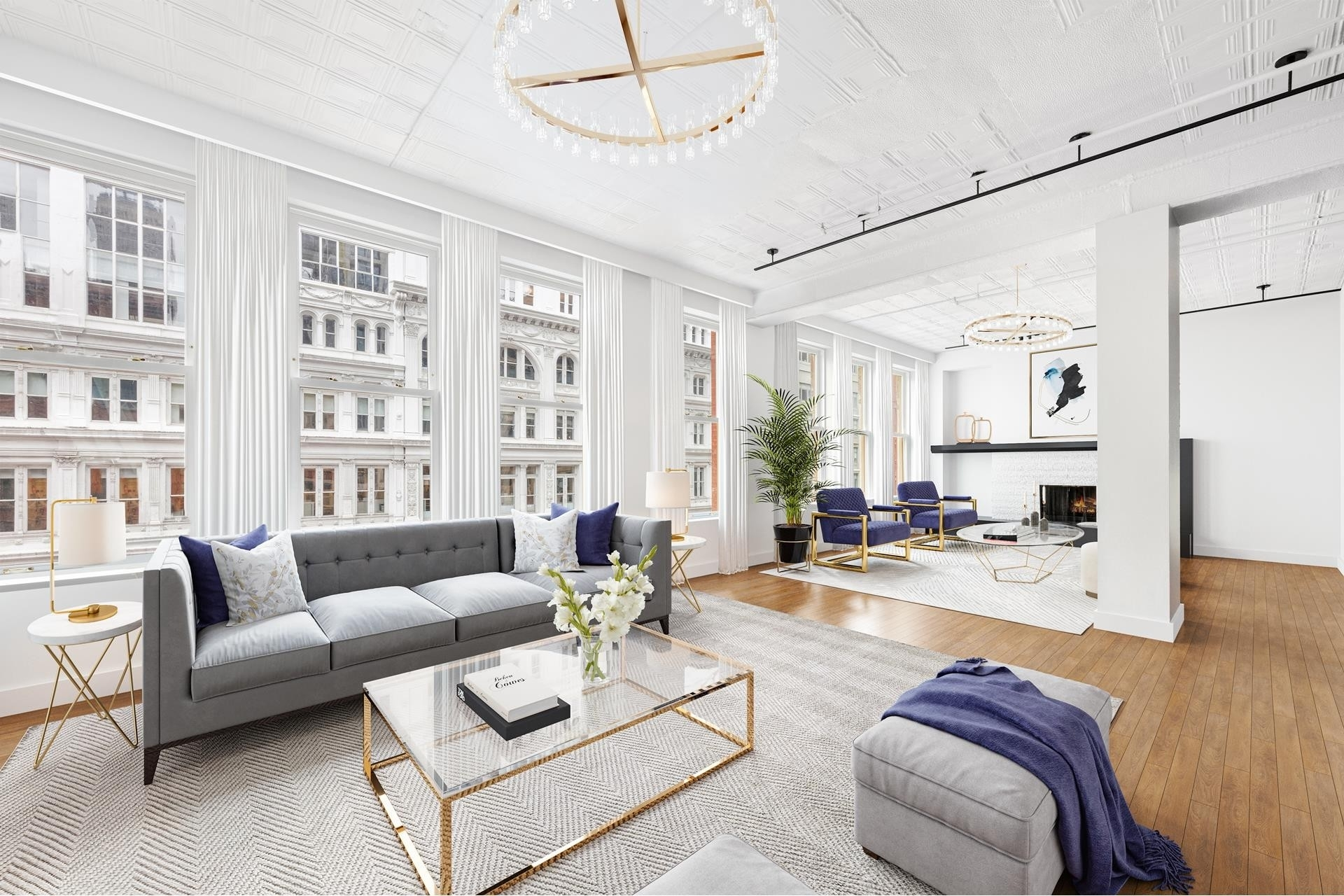 Condominium for Sale at 35 W 23RD ST , 4FL Flatiron District, New York, NY 10011