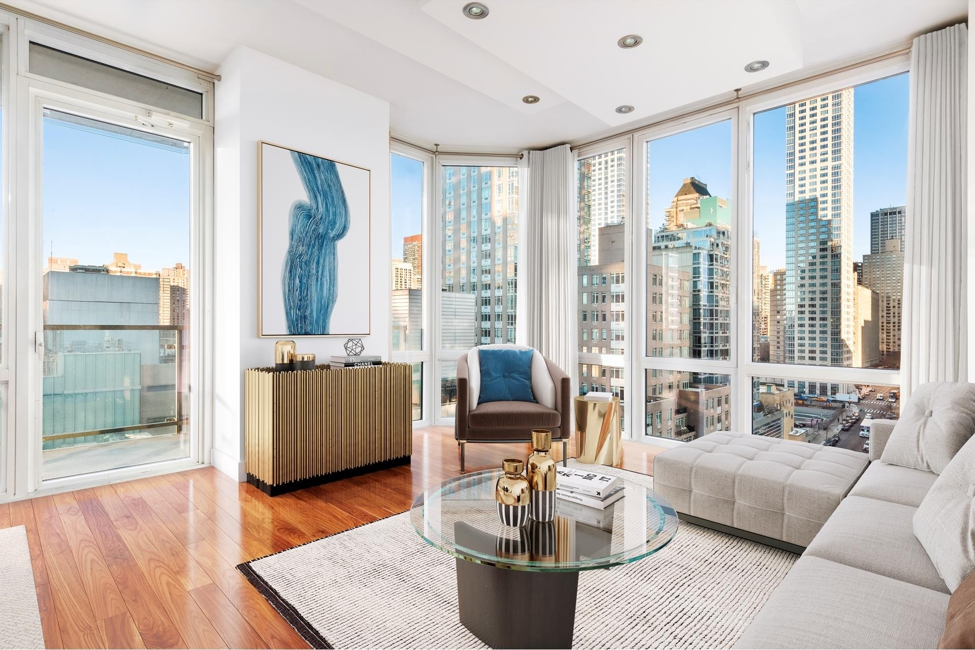 Condominium at 10 West End Avenue, 16A New York
