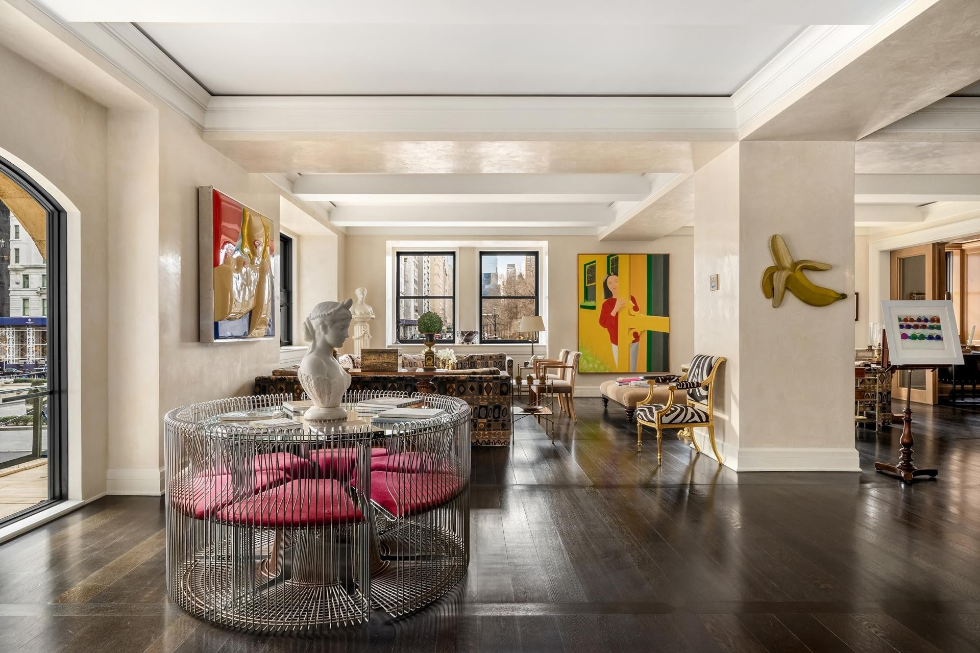 Co-op Properties for Sale at SHERRY NETHERLAND, 781 Fifth Avenue, FULLFLOOR Lenox Hill, New York, NY 10022