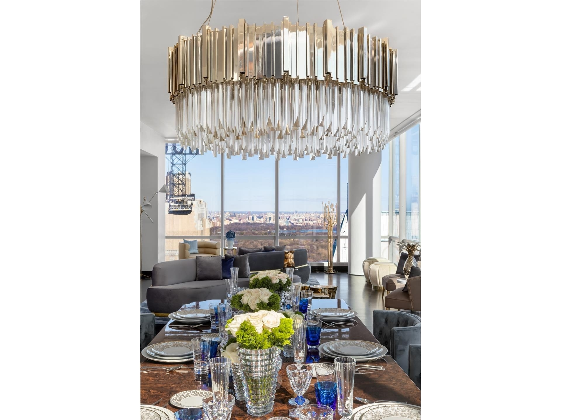 11. Condominiums for Sale at One57, 157 West 57th St, 45C Midtown West, New York, NY 10019