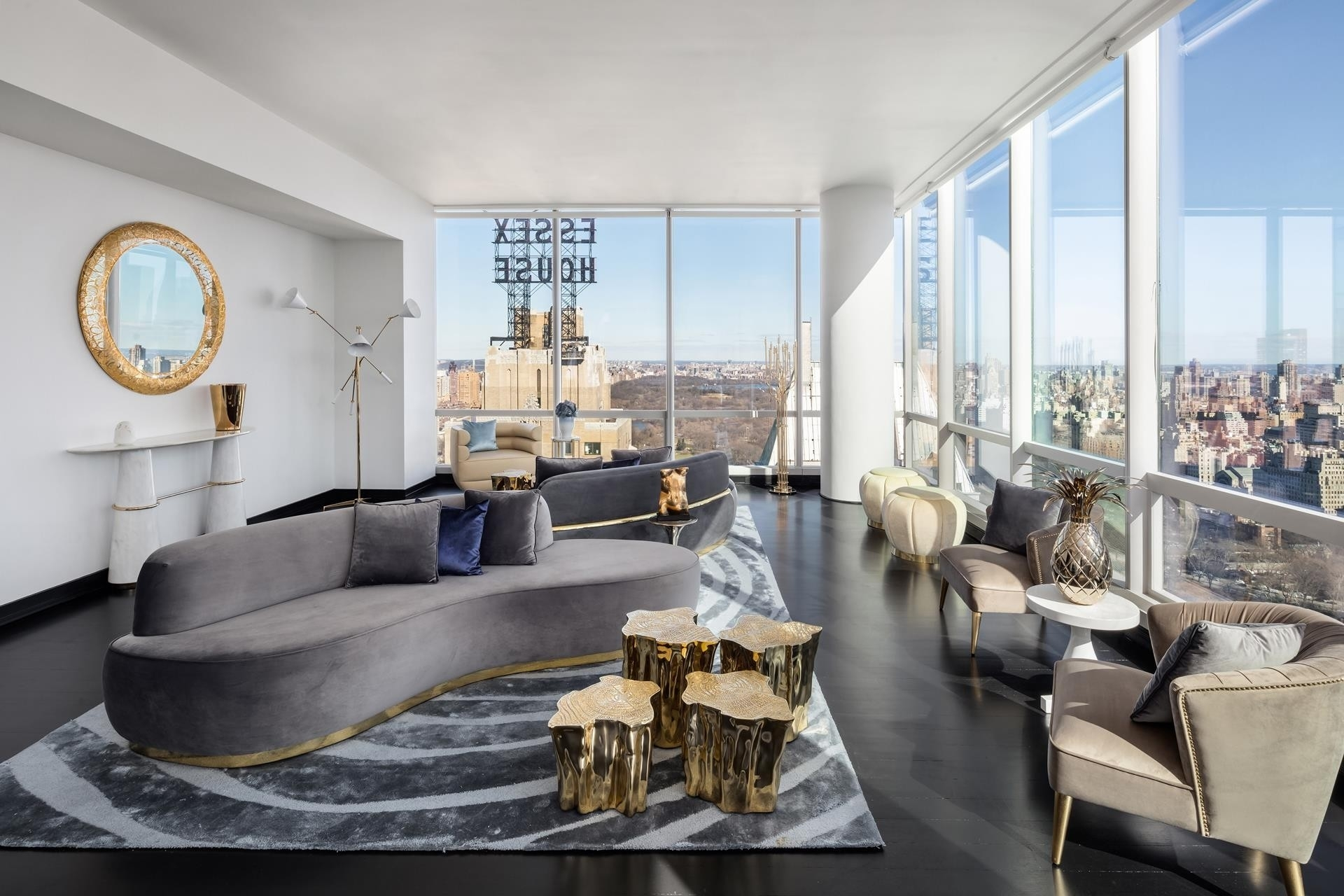 2. Condominiums for Sale at One57, 157 West 57th St, 45C Midtown West, New York, NY 10019
