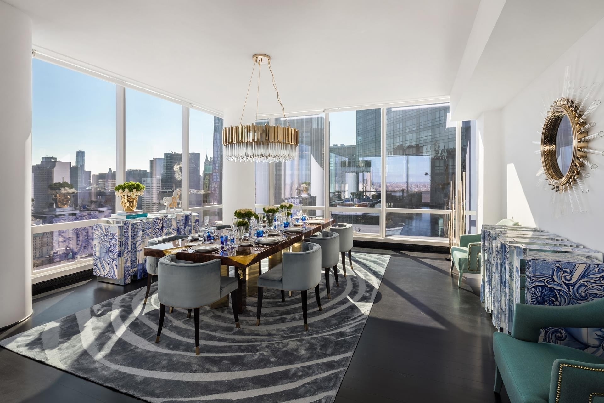 3. Condominiums for Sale at One57, 157 West 57th St, 45C Midtown West, New York, NY 10019