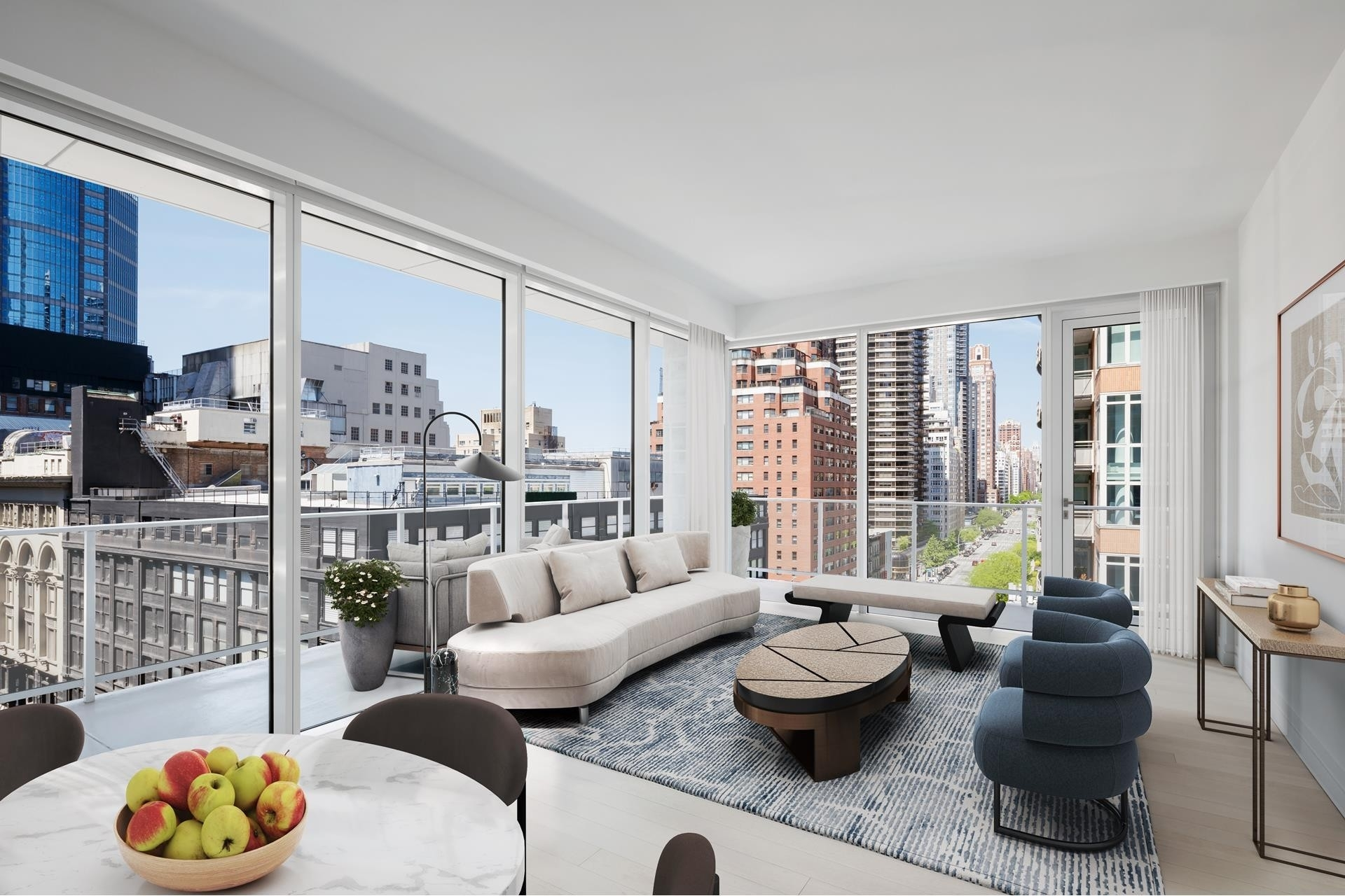 Condominium for Sale at 200 East 59th St, 5A Midtown Manhattan, New York, NY 10022