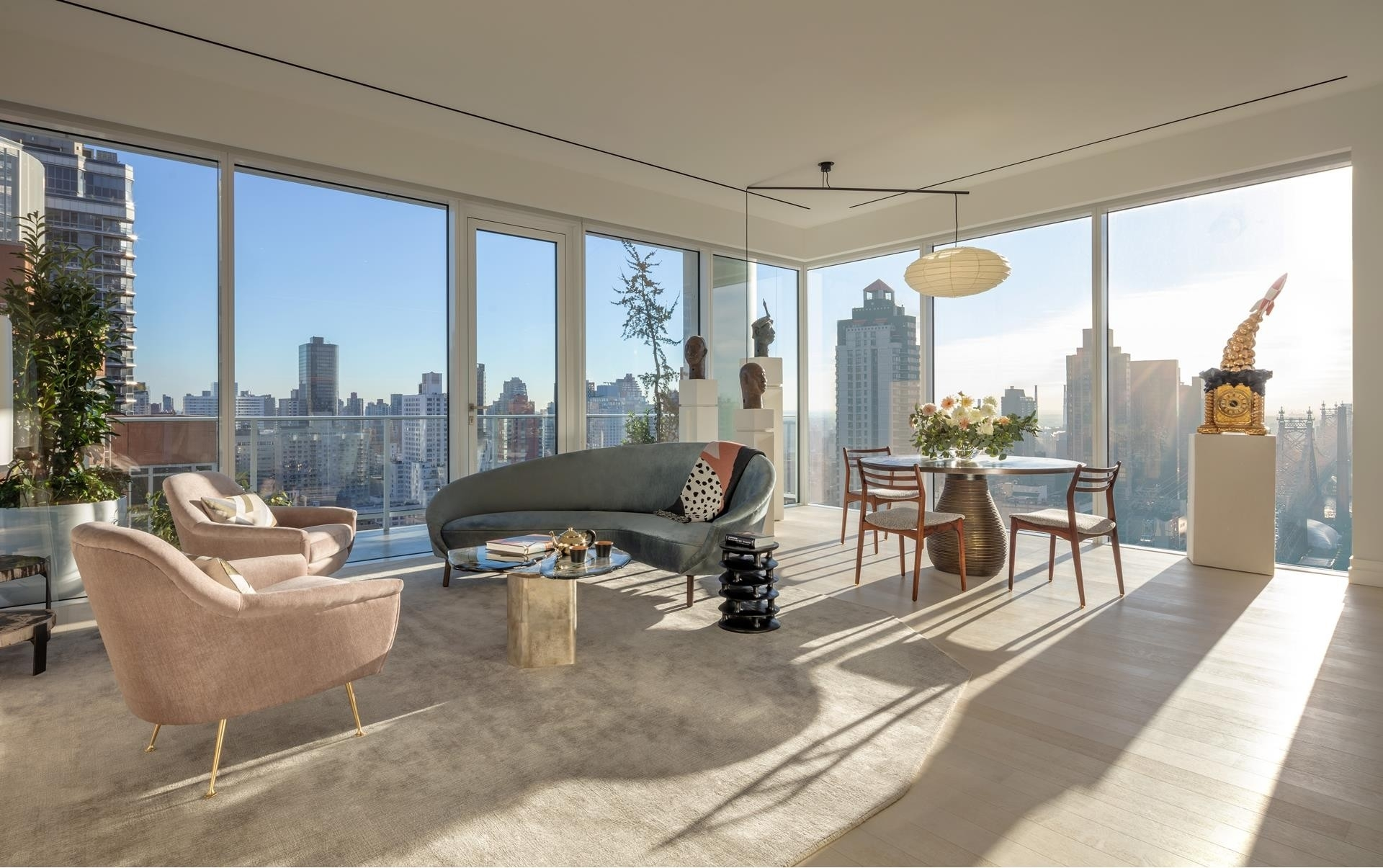 Condominium for Sale at 200 East 59th St, 19D Midtown Manhattan, New York, NY 10022