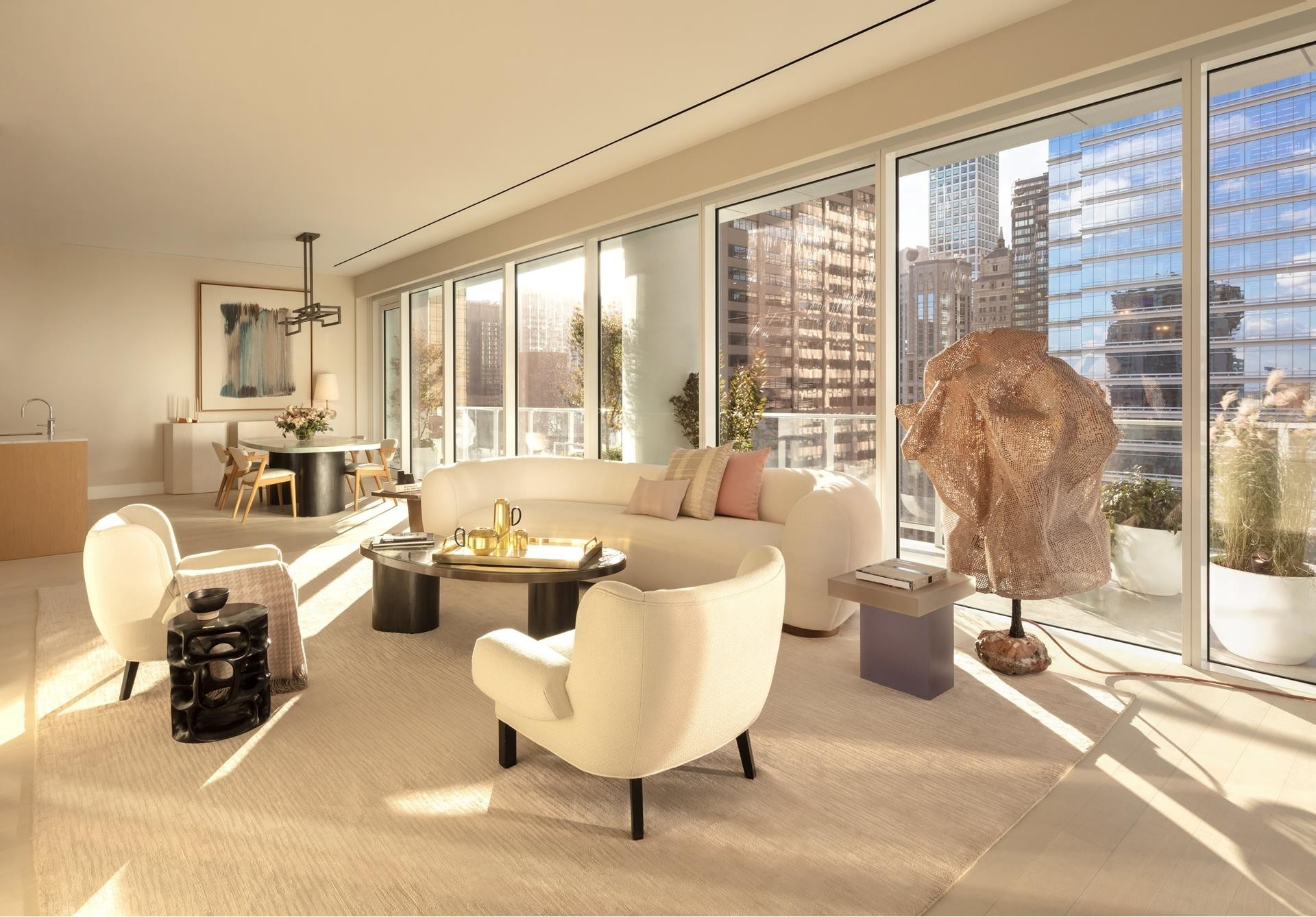 3. Condominiums for Sale at 200 East 59th St, 19E Midtown Manhattan, New York, NY 10022