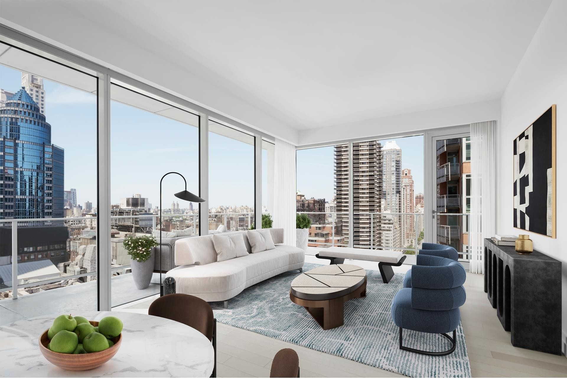 Condominium for Sale at 200 East 59th St, 15A Midtown Manhattan, New York, NY 10022