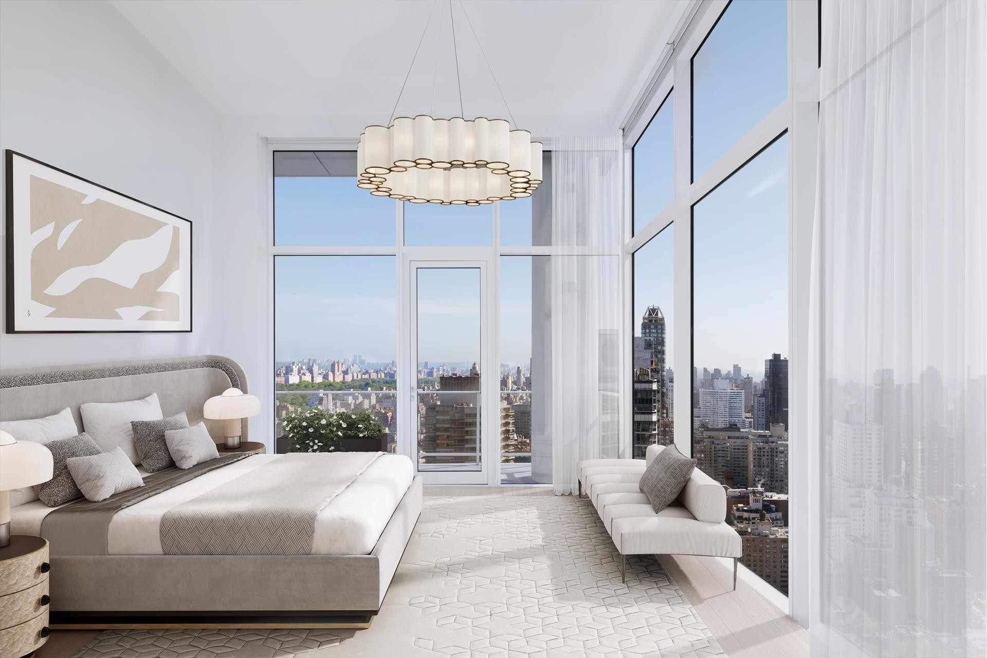 4. Condominiums for Sale at 200 East 59th St, PH33 Midtown Manhattan, New York, NY 10022