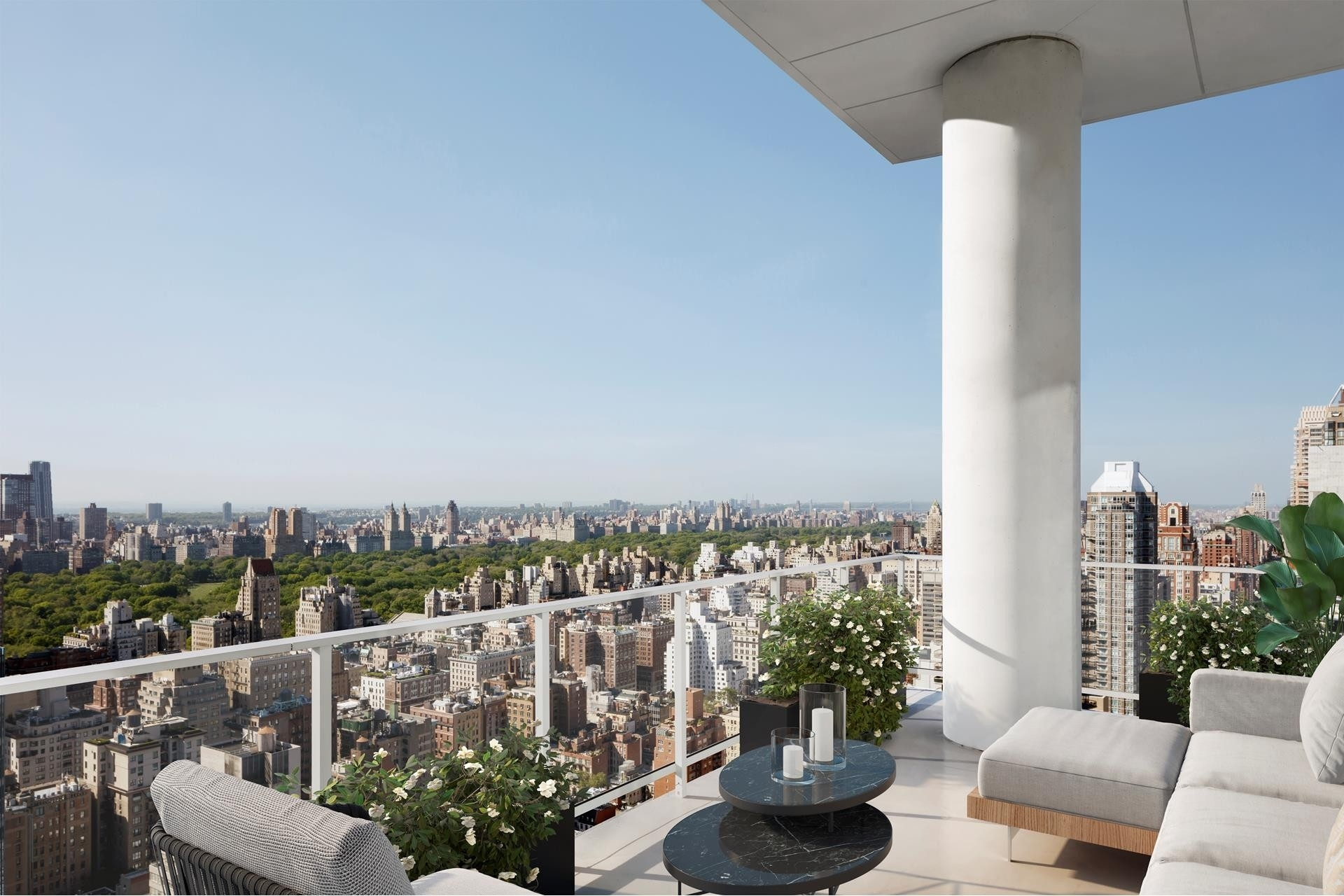 9. Condominiums for Sale at 200 East 59th St, PH33 Midtown Manhattan, New York, NY 10022