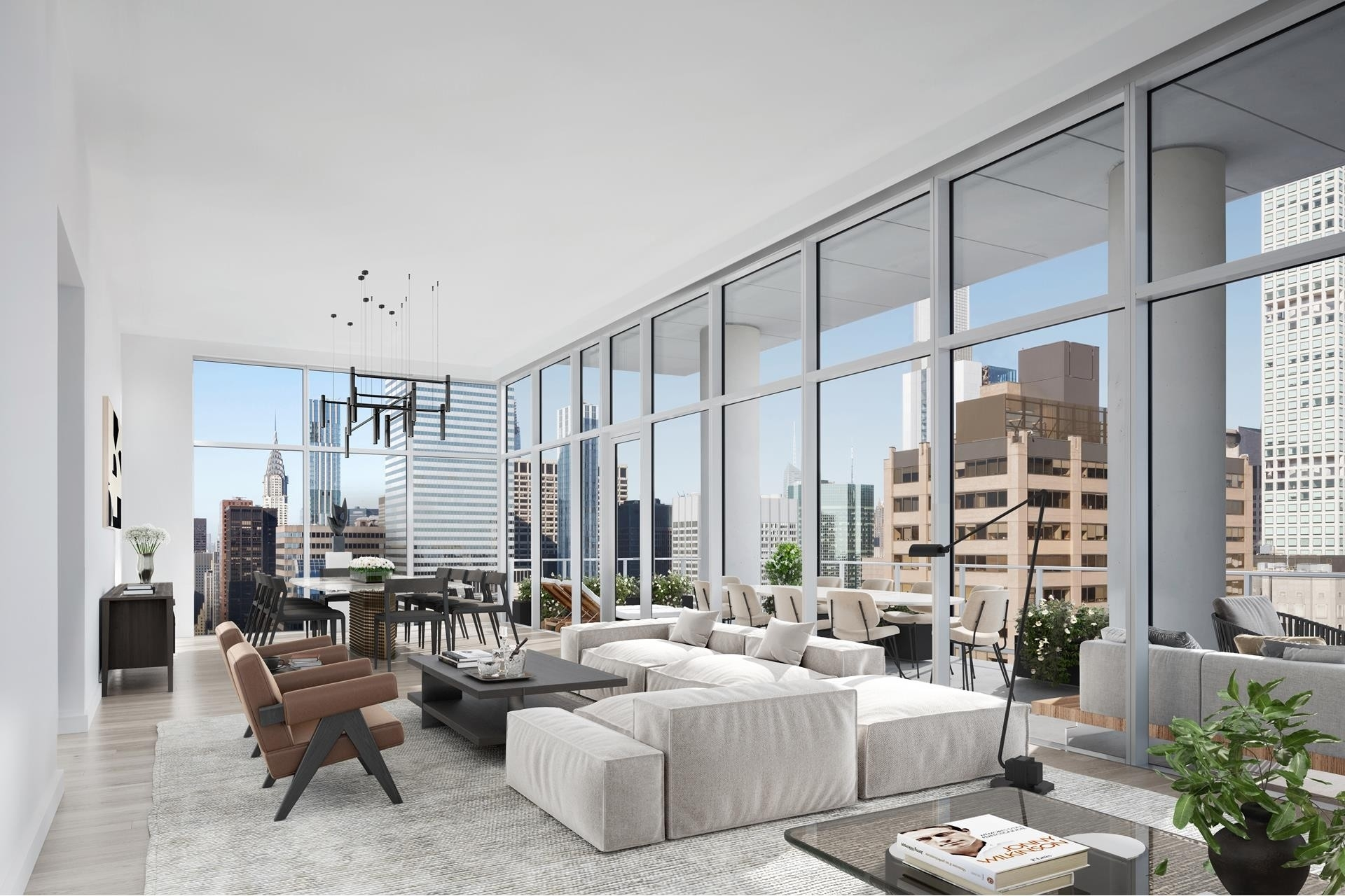 Property at 200 East 59th St, PH33 Midtown Manhattan, New York, NY 10022