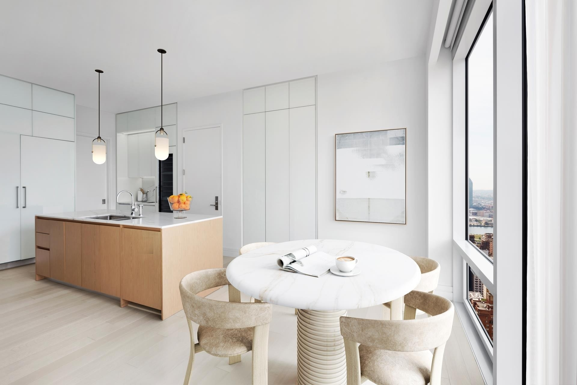7. Condominiums for Sale at 200 East 59th St, PH33 Midtown Manhattan, New York, NY 10022
