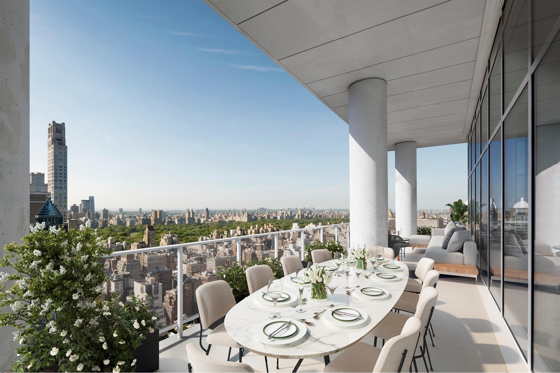 10. Condominiums for Sale at 200 East 59th St, PH33 Midtown Manhattan, New York, NY 10022